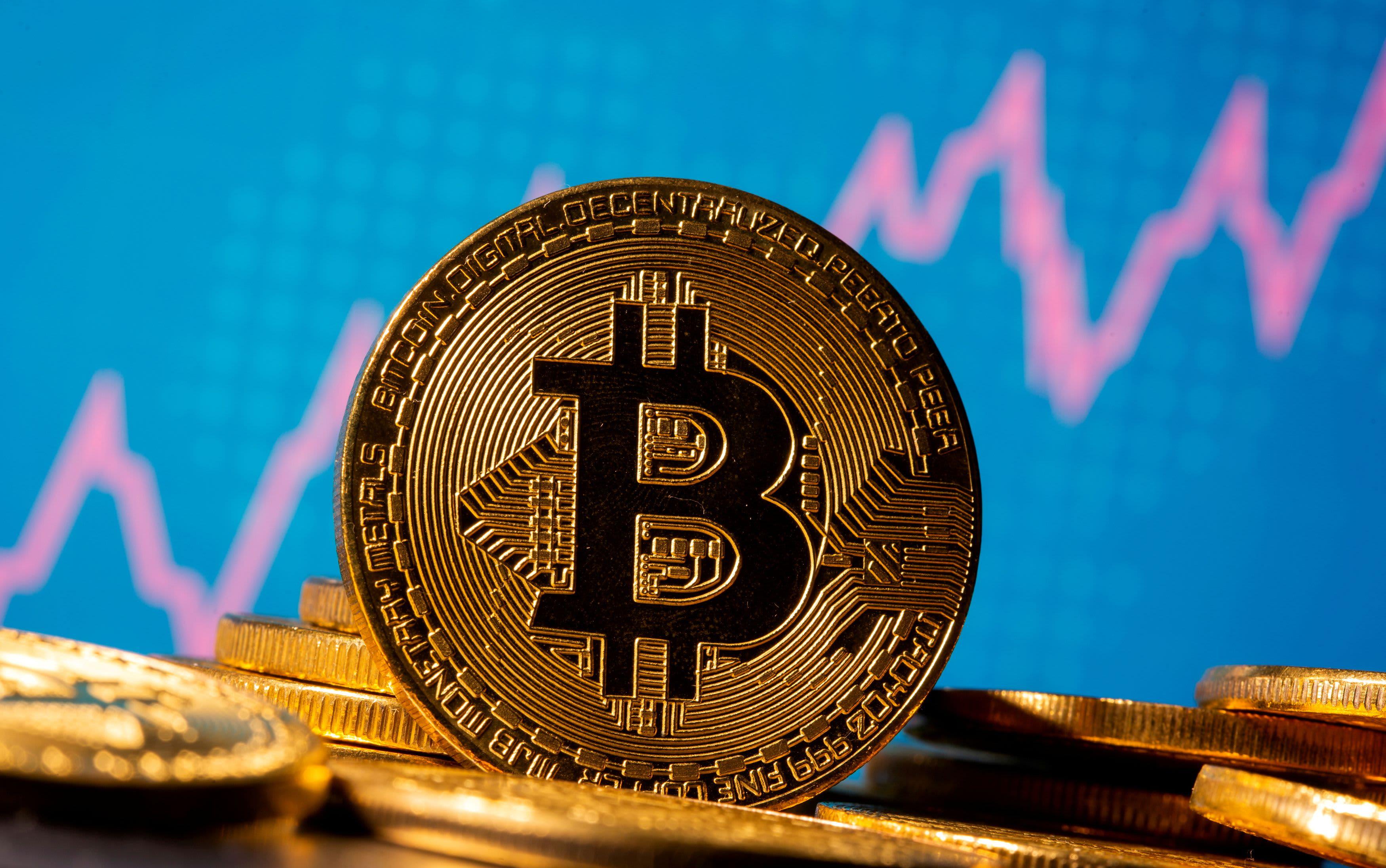 Bitcoin retakes $46,000 as rebound continues