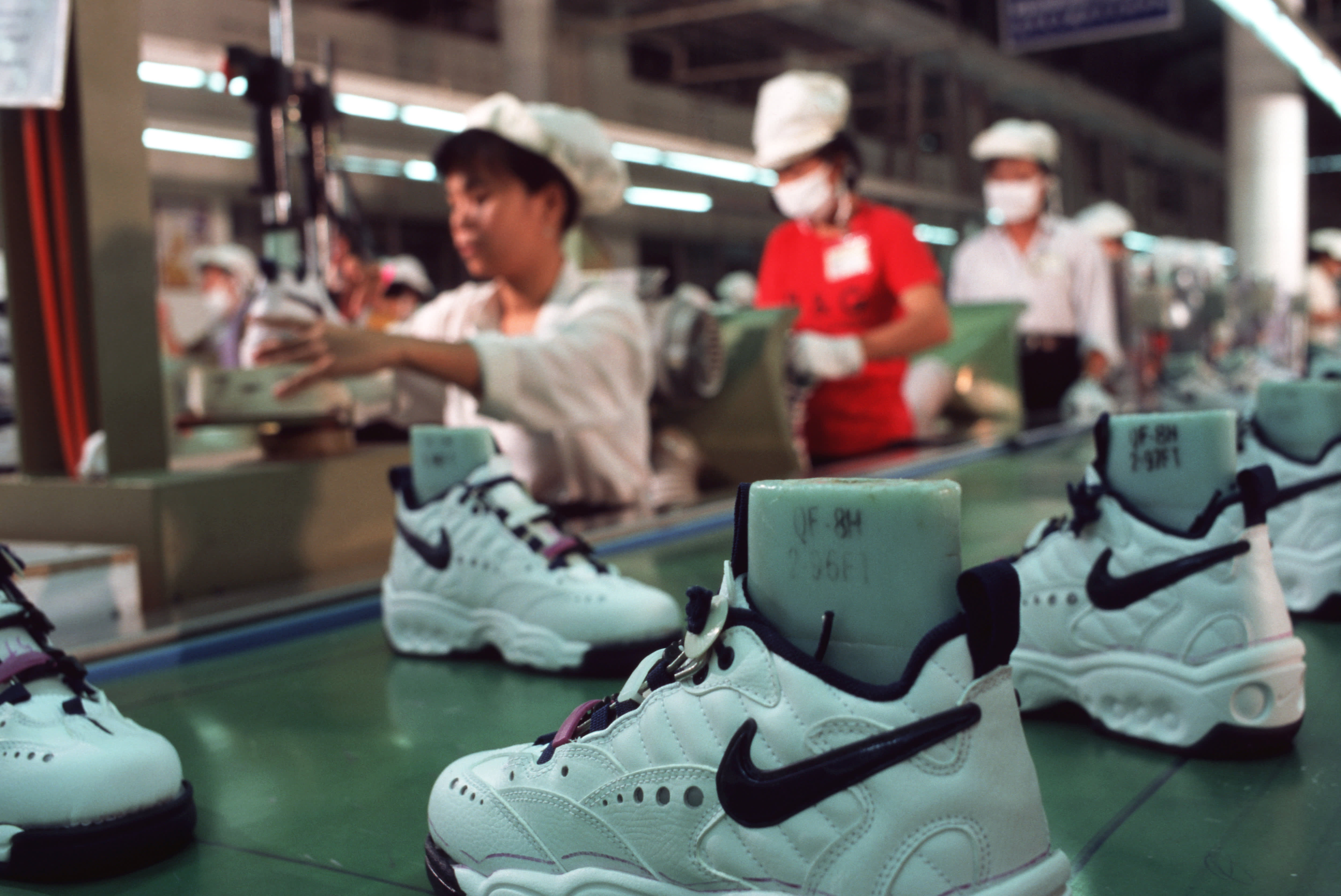 Nike could run out of sneakers made in Vietnam as Covid crisis worsens, S&P Global warns