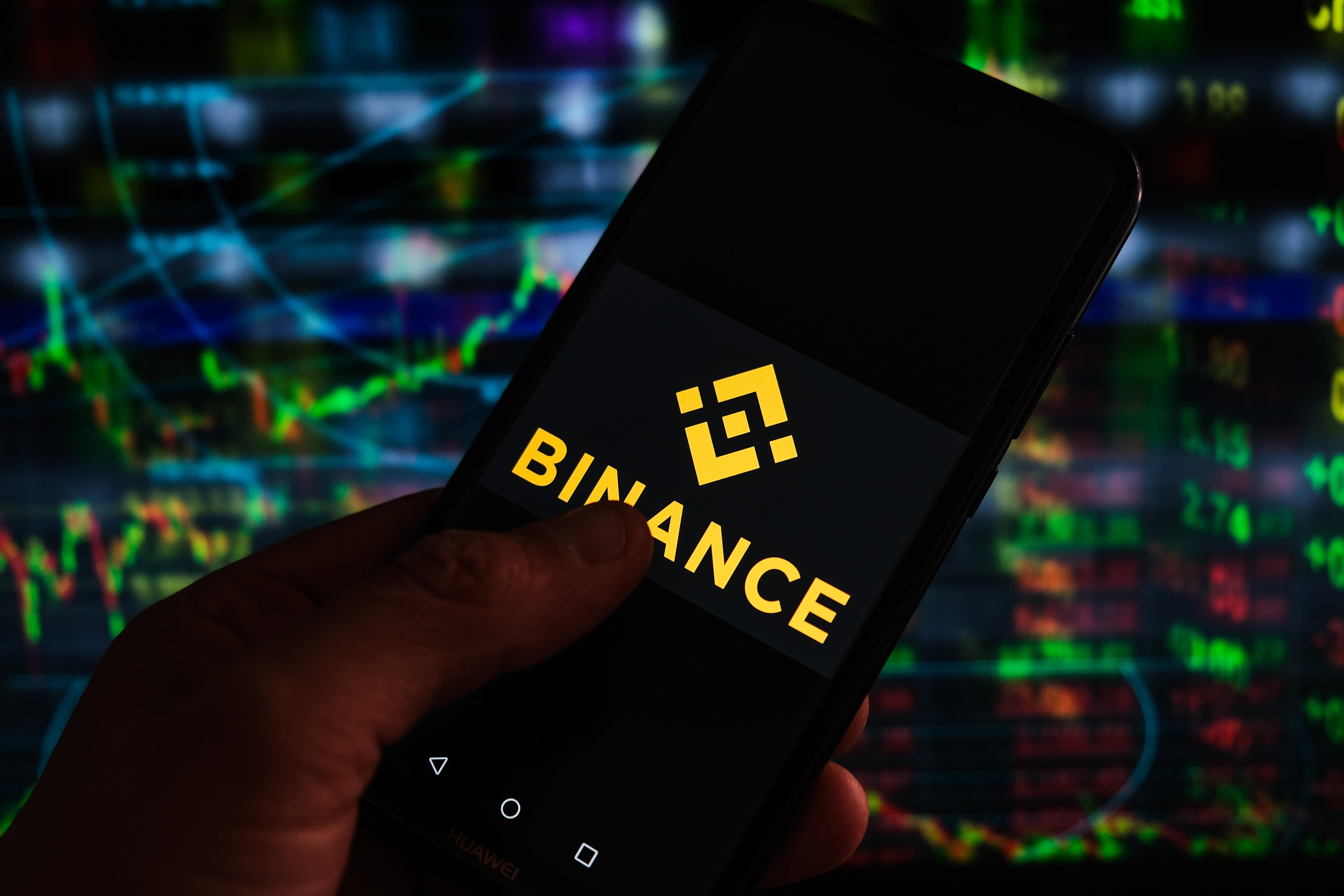 Crypto exchange Binance stops selling digital versions of stocks like Tesla as regulators circle