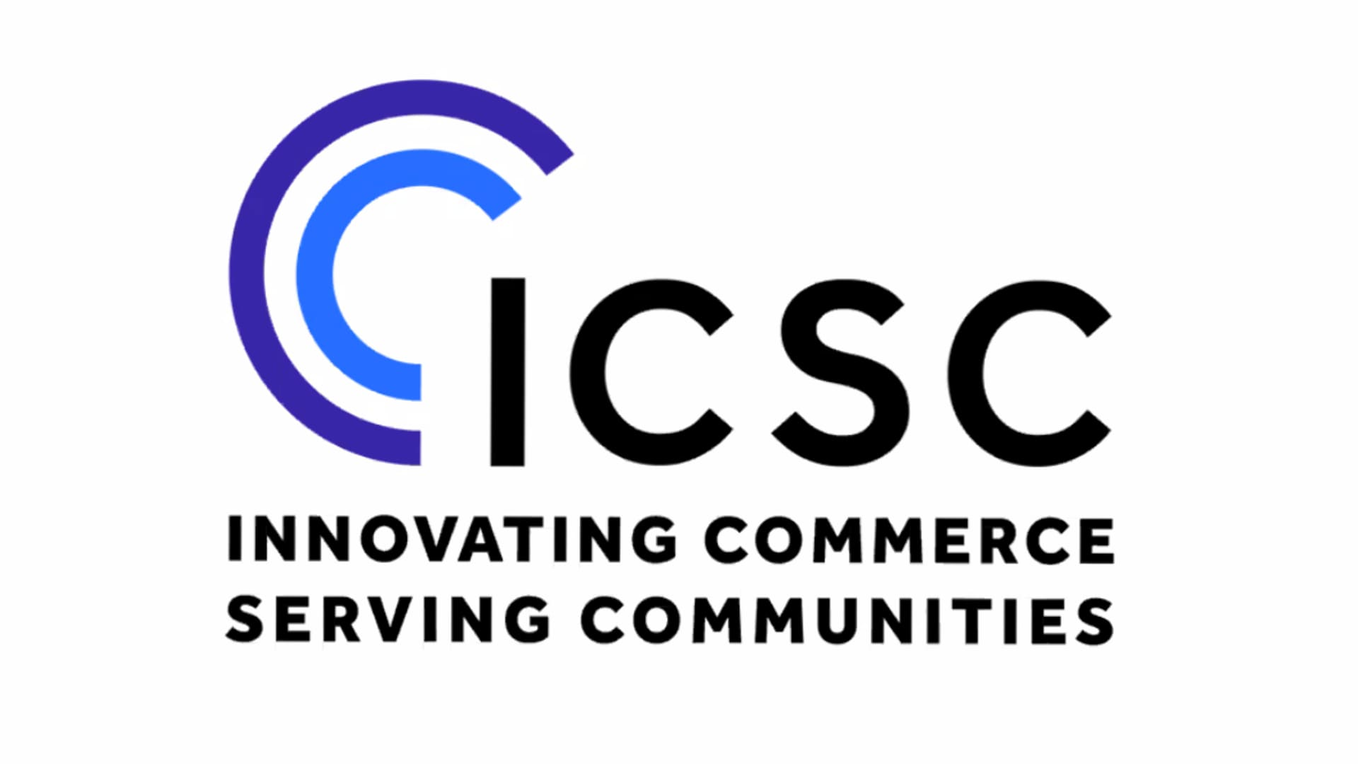 The International Council of Shopping Centers has rebranded its name, ICSC, to stand for Innovating Commerce Serving Communities.