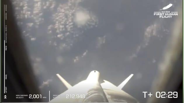 New Shepard First Human Flight 106913526-1626788205180-AP21201483117652