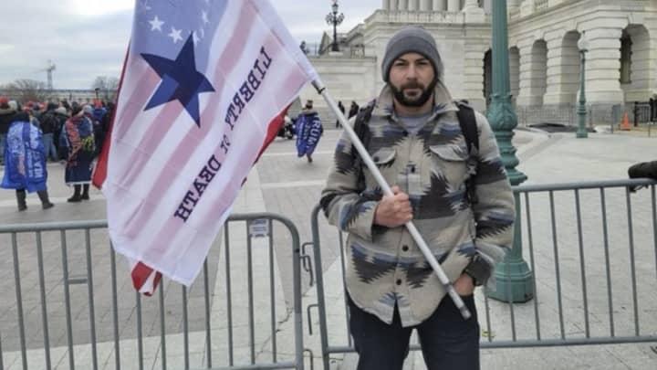 H/O: DOJ: Mark Sami Ibrahim DEA agent arrested for Jan. 6th Capitol Riot - 106913776