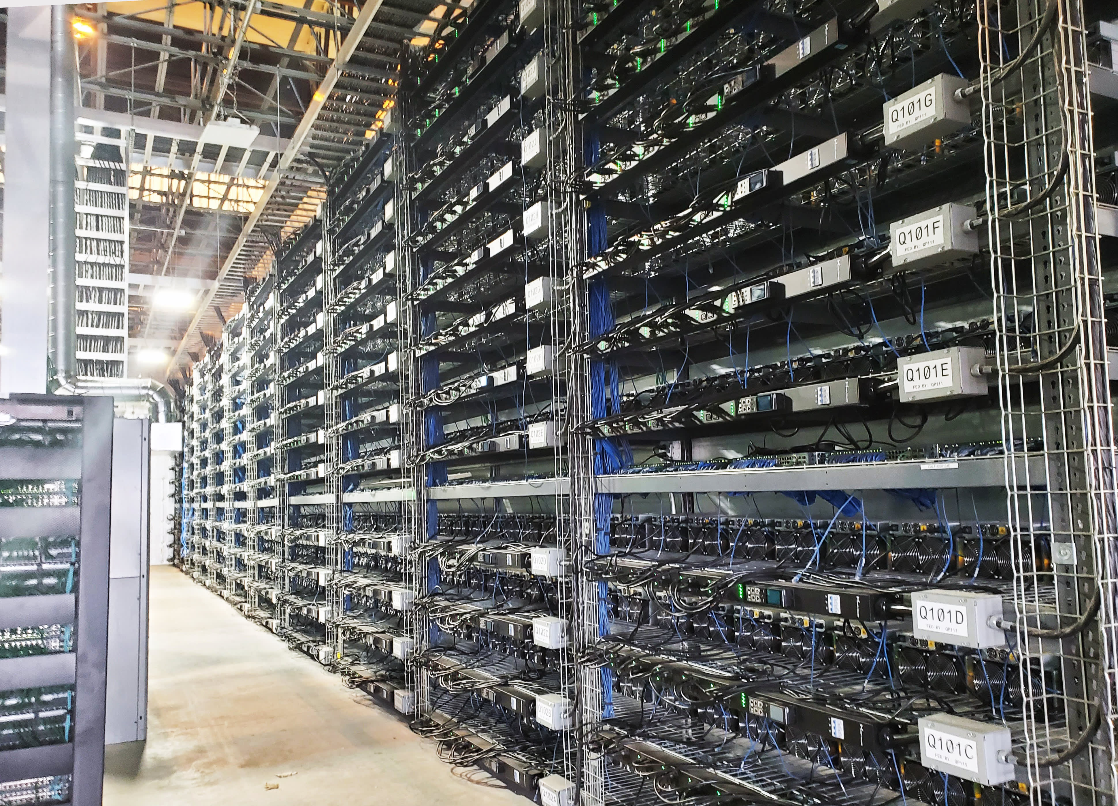 Core Scientific, a major U.S. bitcoin mining company, is going public via SPAC thumbnail