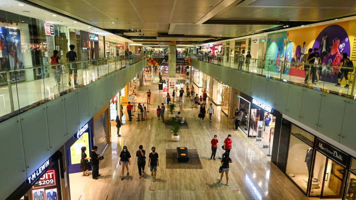 cnbc.com - Charmaine Jacob - Singapore retailers are reeling from further Covid measures as sales drop 70% for some