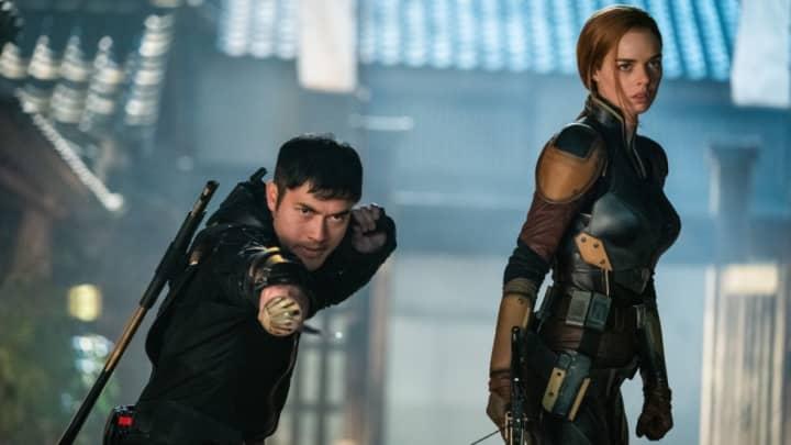 cnbc.com - Sarah Whitten - Snake Eyes' is a boring, joyless slog of a film, critics say