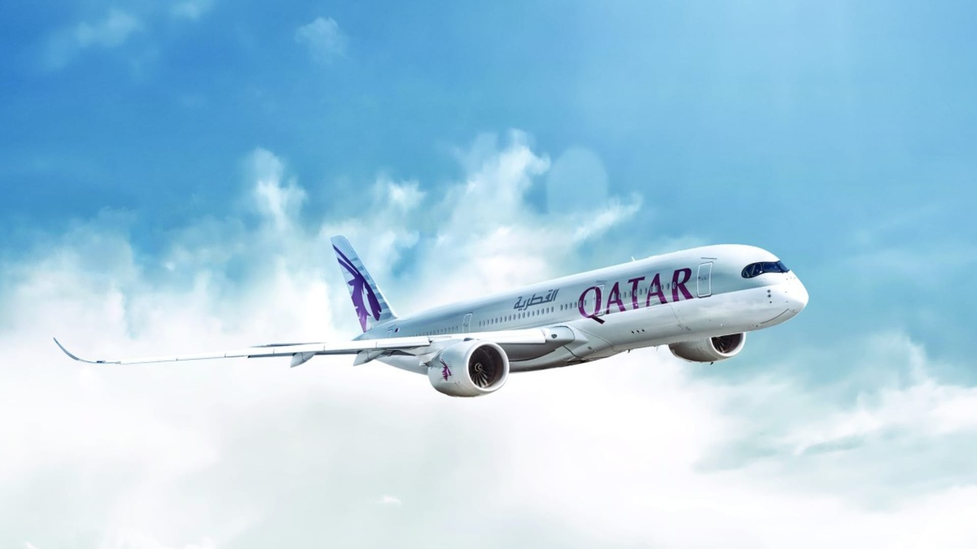 Doha-based Qatar Airways was launched in the mid-1990s and currently flies to more than 140 destinations.