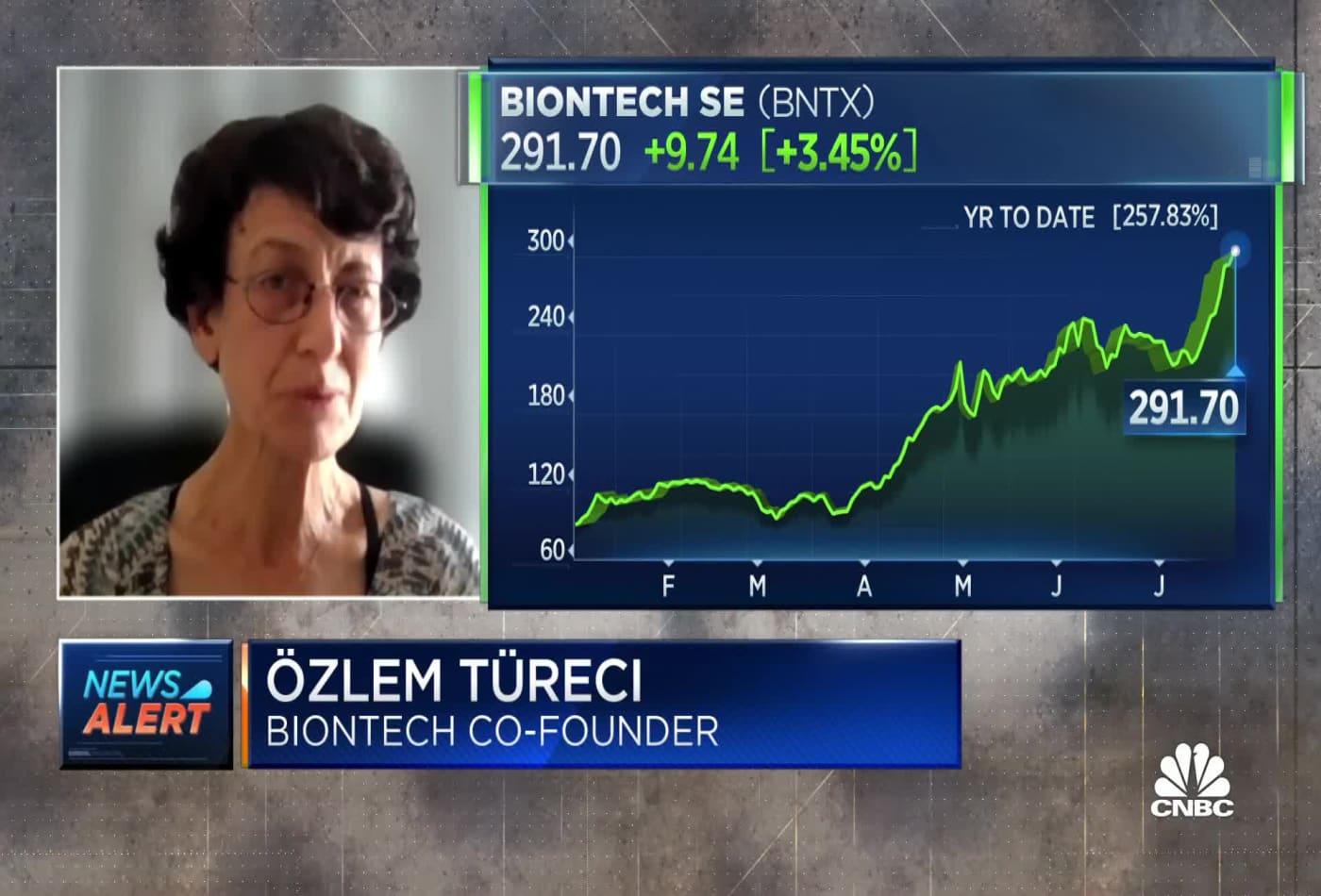 BioNTech's Ozlem Tureci on malaria vaccine development