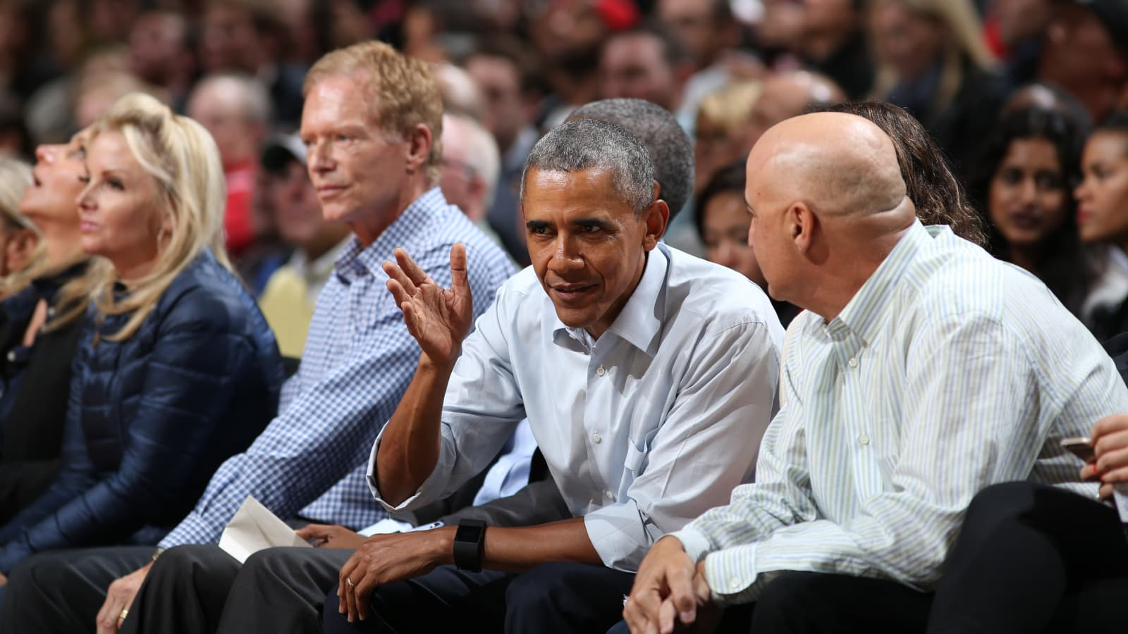 Former President Barack Obama minority owner in NBA's Africa business