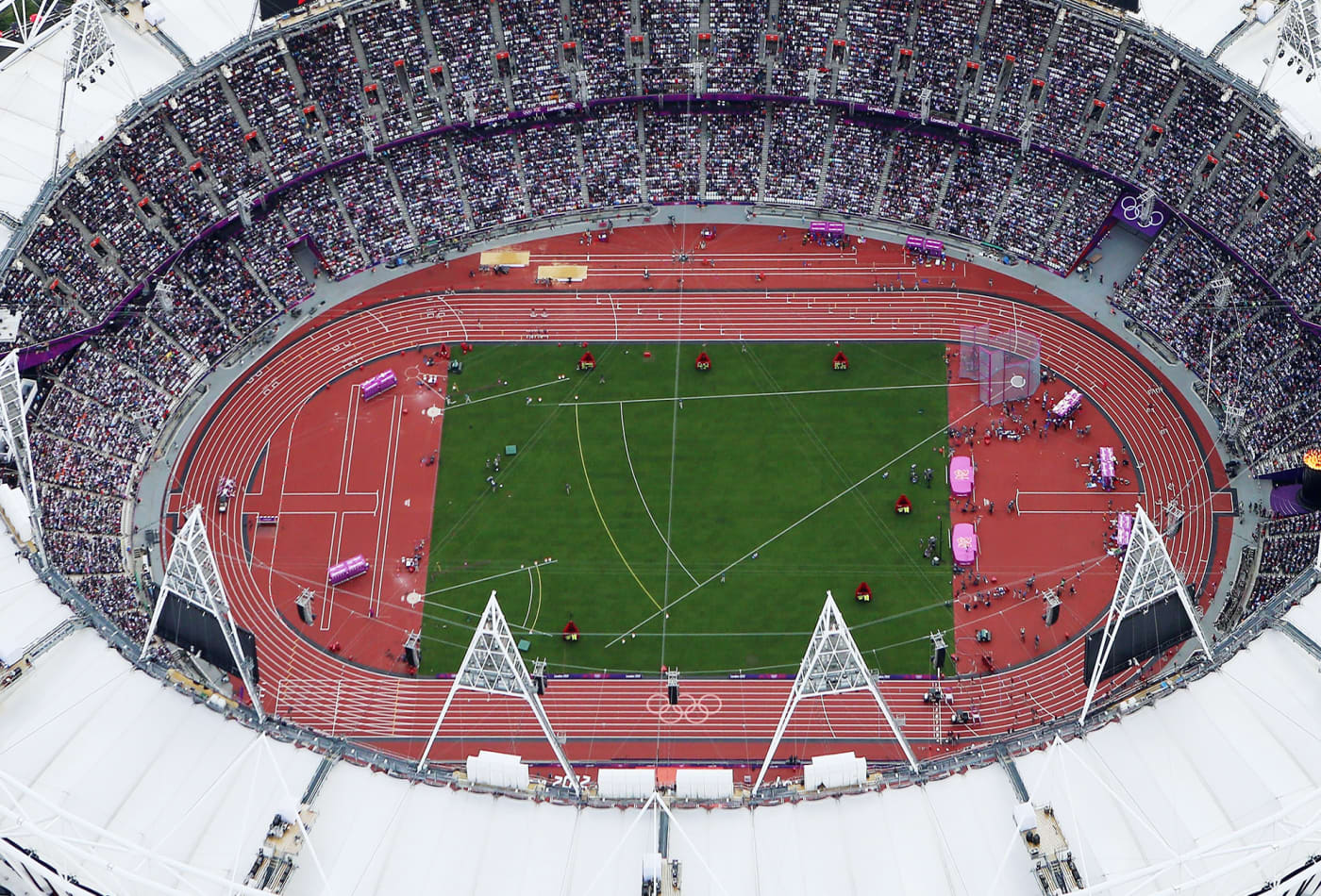How London laid the groundwork for sustainable sporting architecture