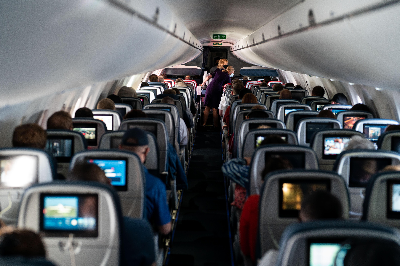Unruly passengers: Survey shows most flight attendants have dealt with bad behavior onboard