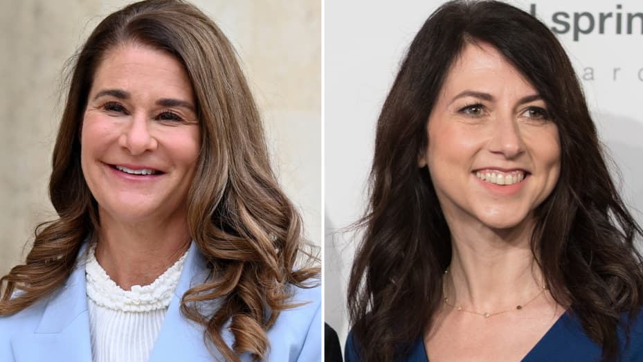 MacKenzie Scott, Melinda French Gates donate to gender equality projects