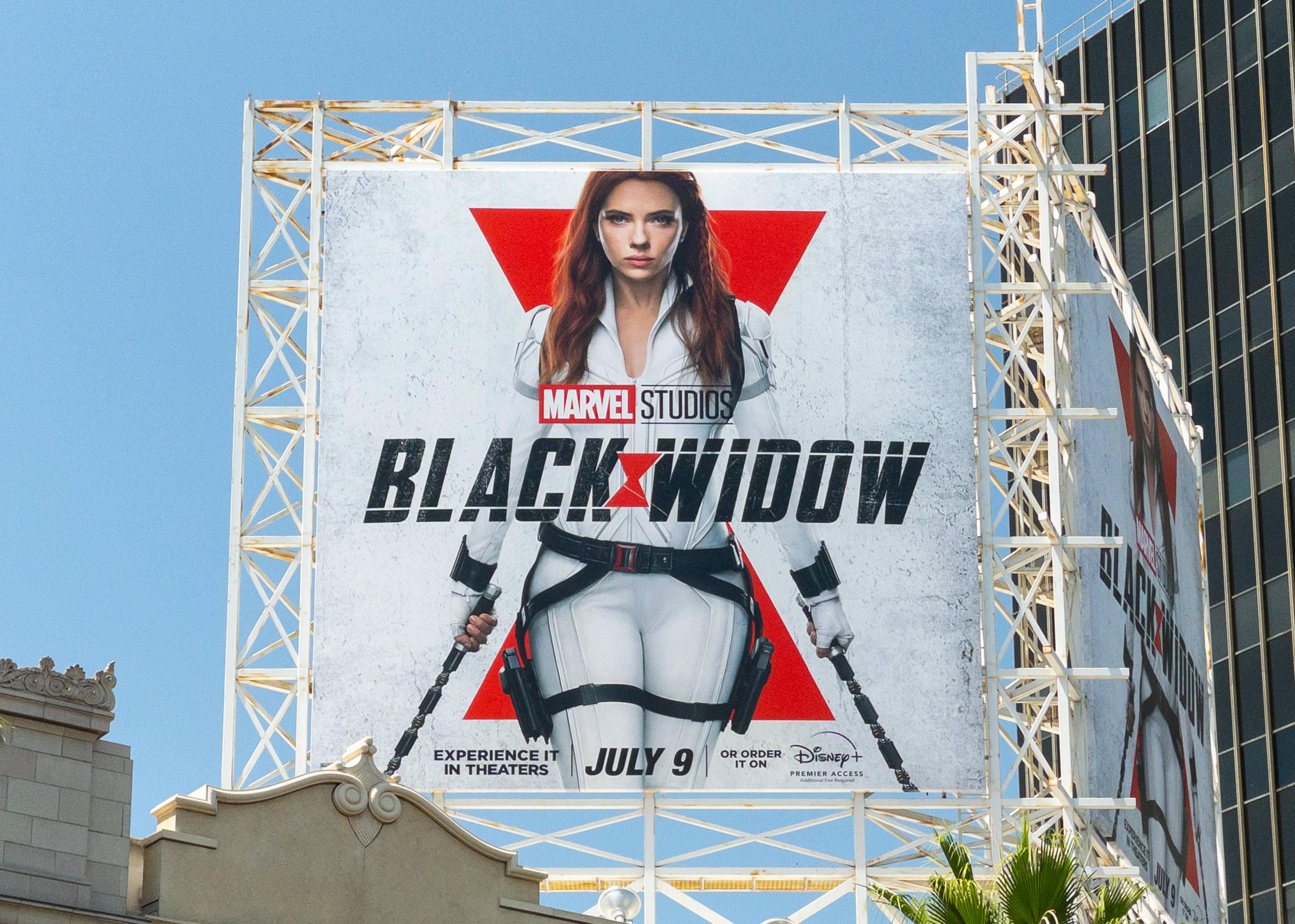 Disney blasts Scarlett Johansson over Black Widow streaming lawsuit