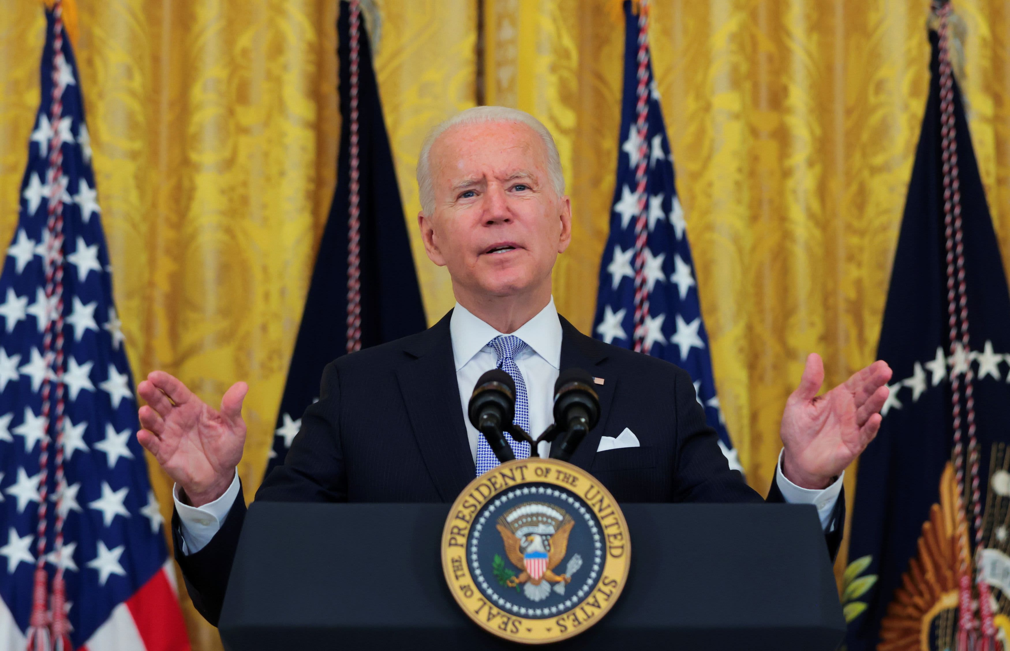 Biden requiring federal workers to prove Covid vaccine status or submit to strict safety rules