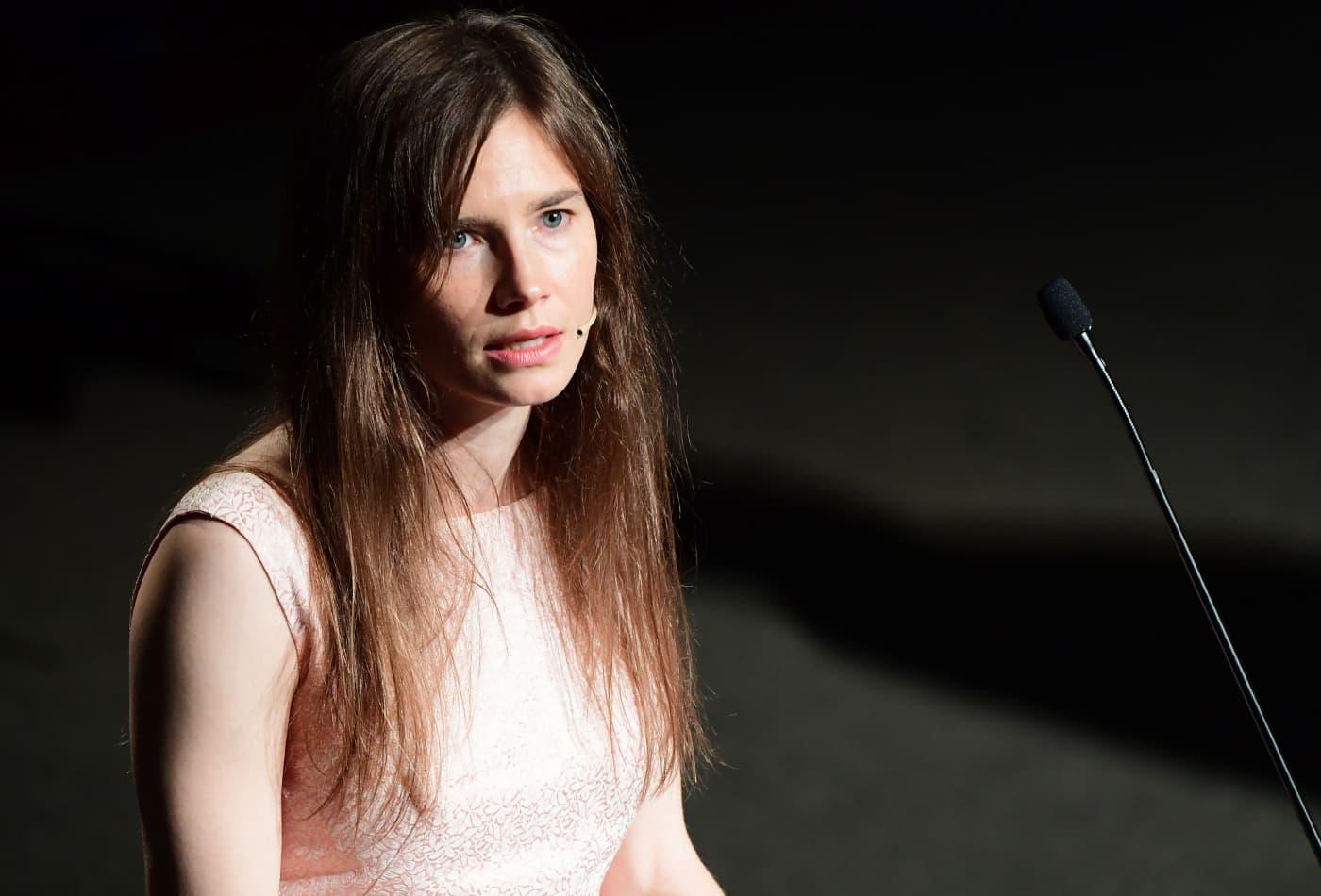 Amanda Knox slams 'Stillwater' movie in powerful essay