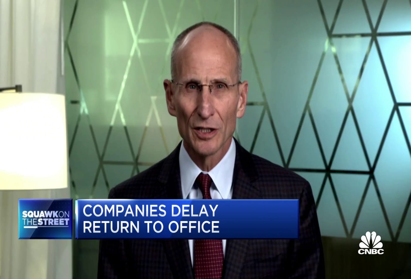 CBRE CEO on return to office: Plans are getting pushed back