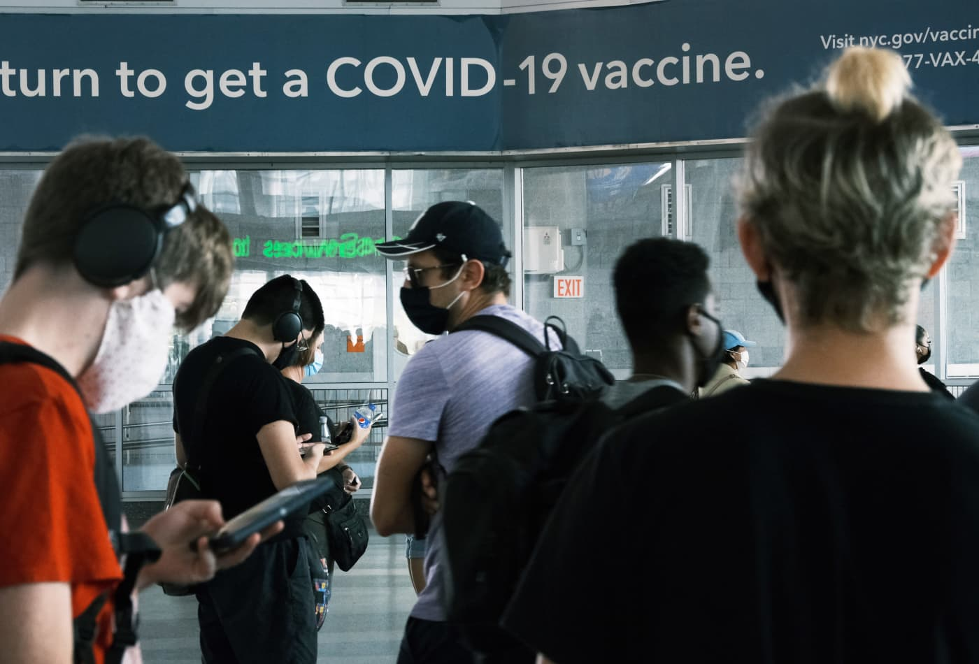 How to get New York's Excelsior Pass so you can show your proof of vaccination from your phone