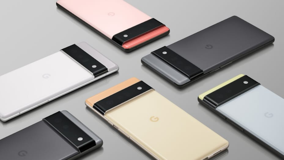 Pixel 6 will have a new processor designed by Google