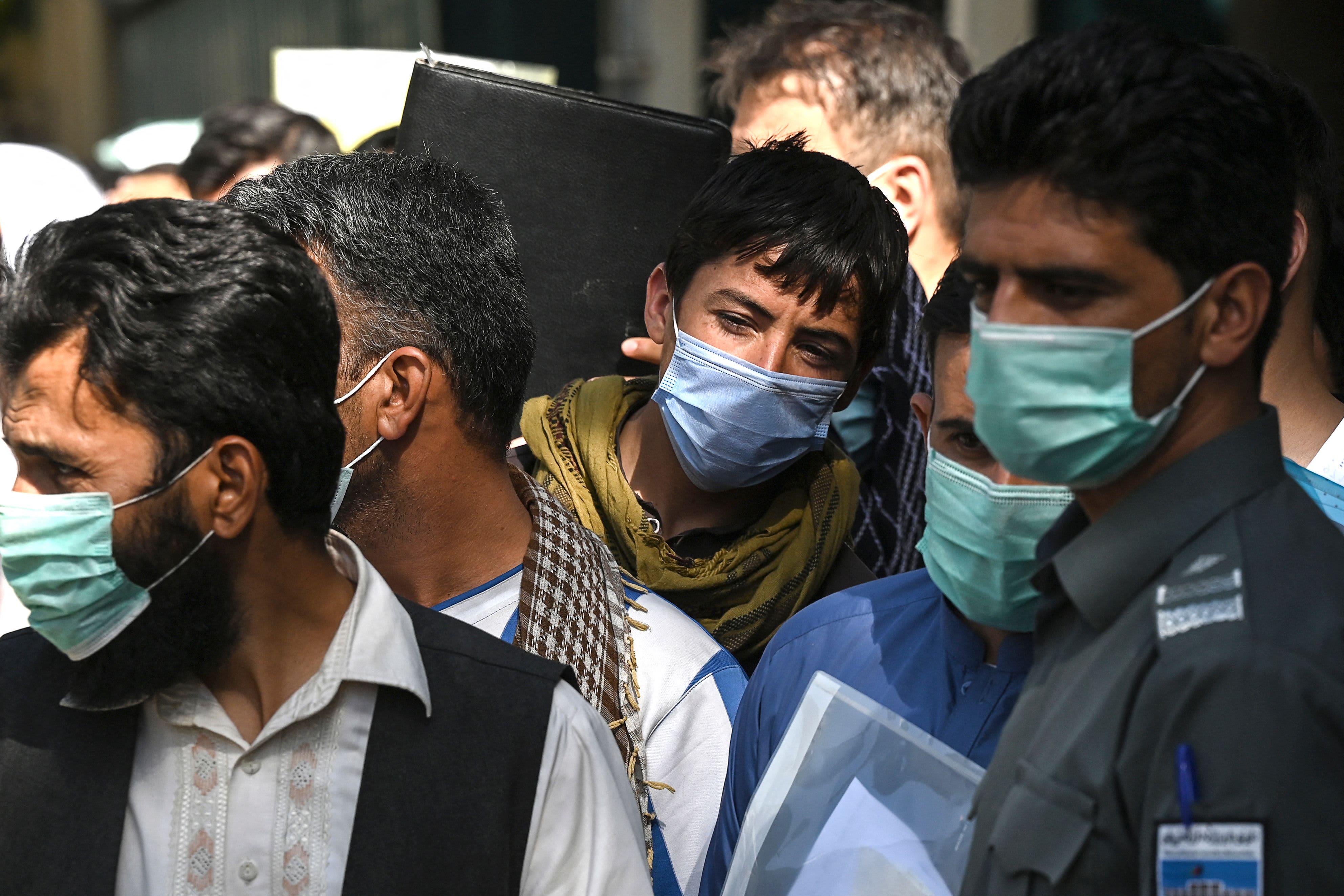 U.S. expands refugee program for Afghans as Taliban escalates violence