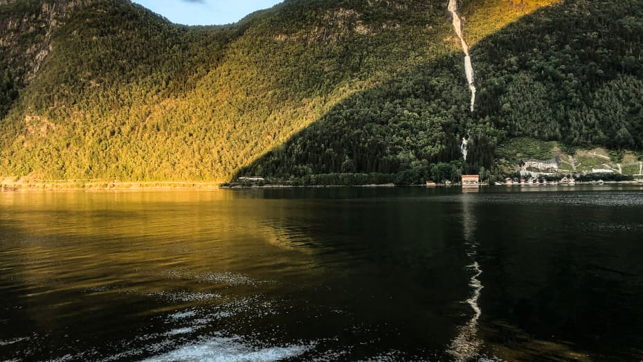 """In Norway, people are guided by a relaxed approach to the great outdoors known as friluftsliv, which translates to """"the free air of life."""""""
