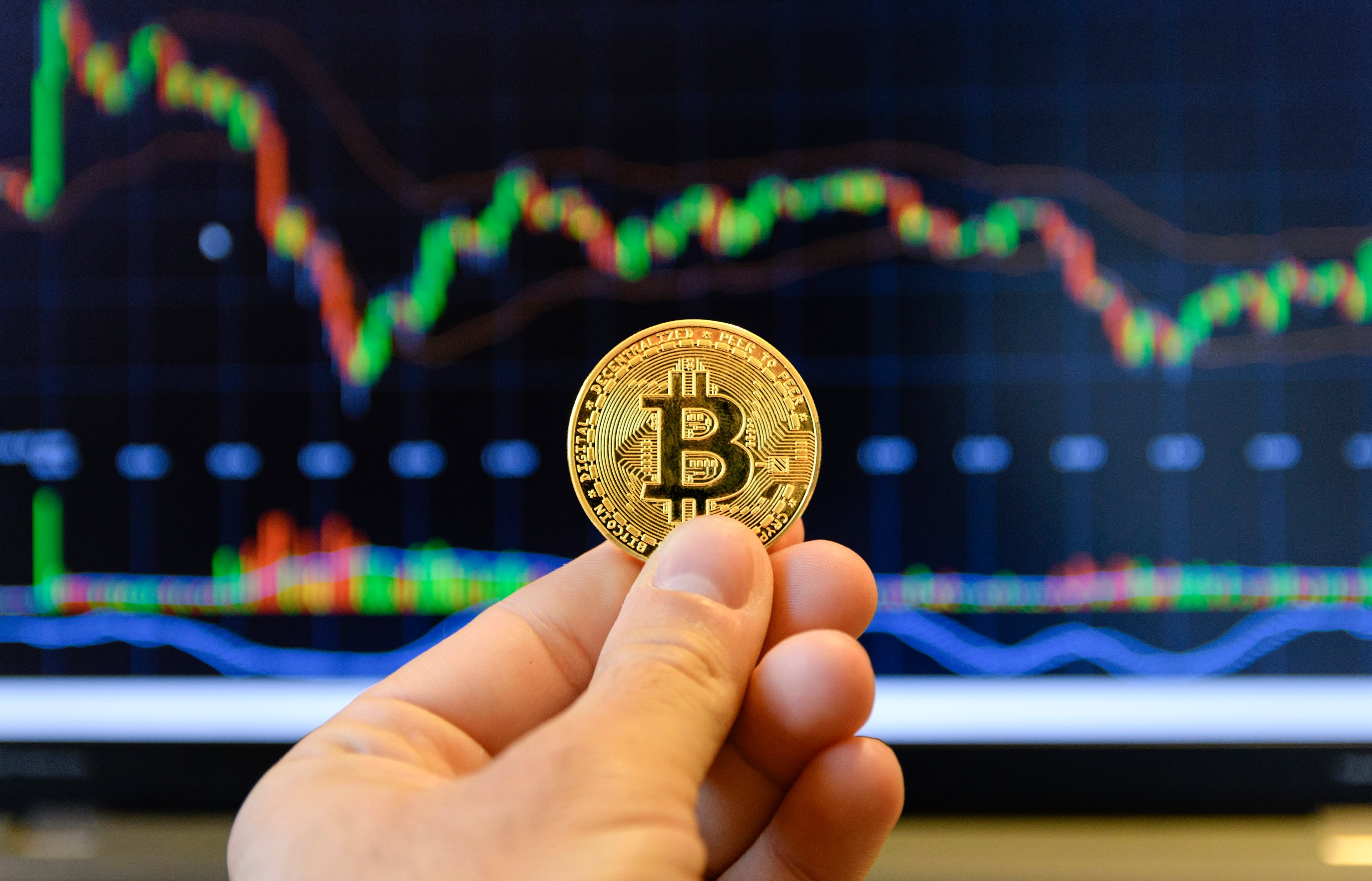 Bitcoin is rallying above $57,000 and 5 other things that happened in crypto this past week