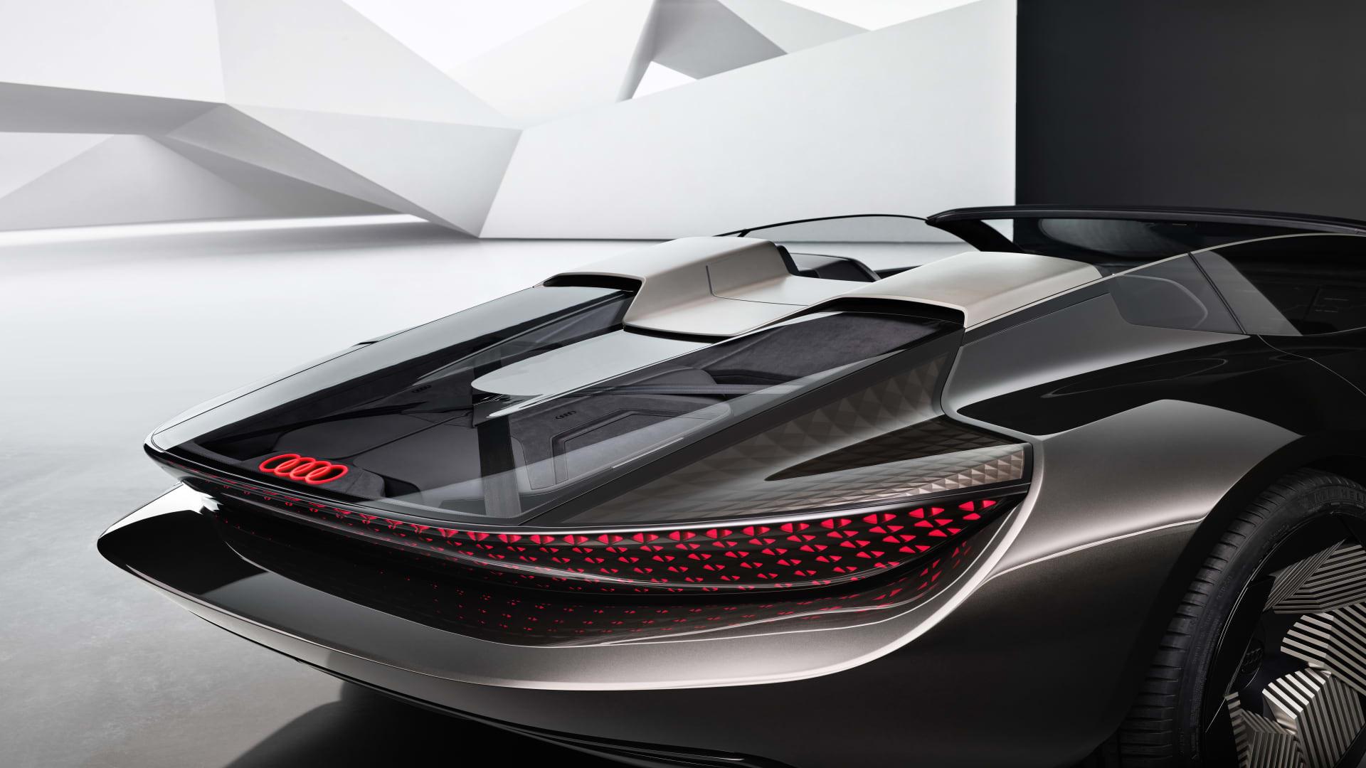Audi Skysphere concept