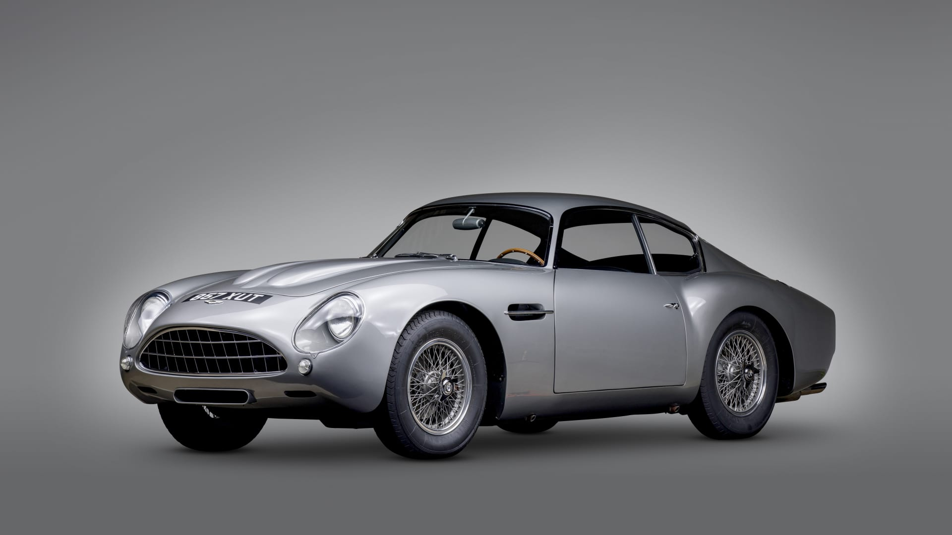 1962 Aston Martin DB4GT Zagat