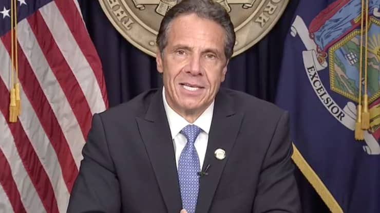 New York Governor Andrew Cuomo has resigned amid his sex scandal