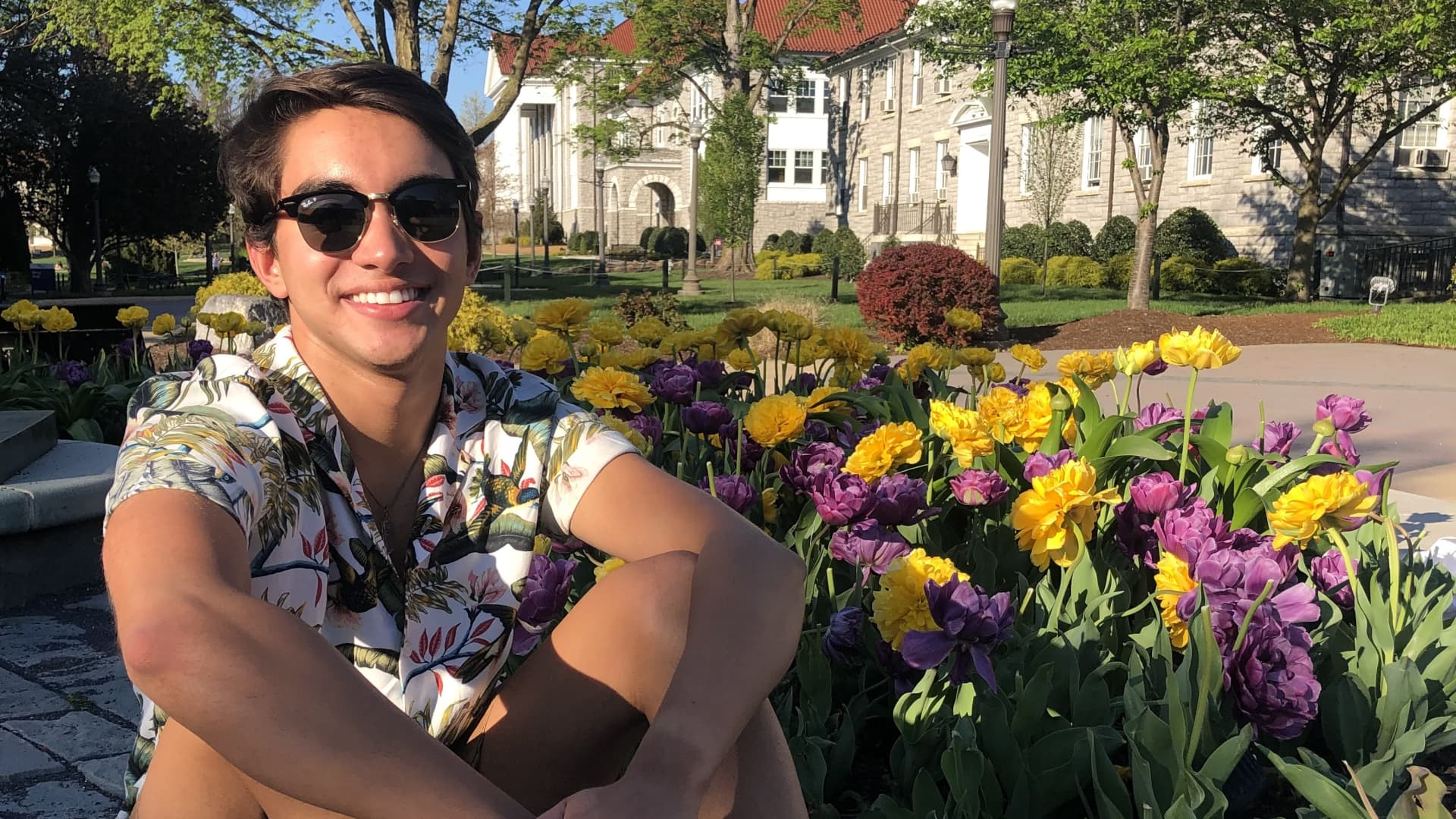 Adi Wineland, a senior at James Madison University, said he is still holding off on some major purchases like a meal plan and parking pass.