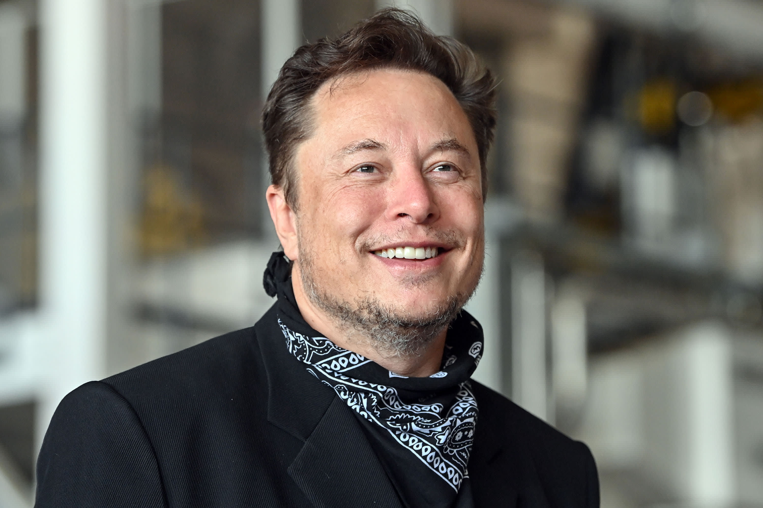 Elon Musk mocks President Biden after SpaceX completes first all-civilian mission