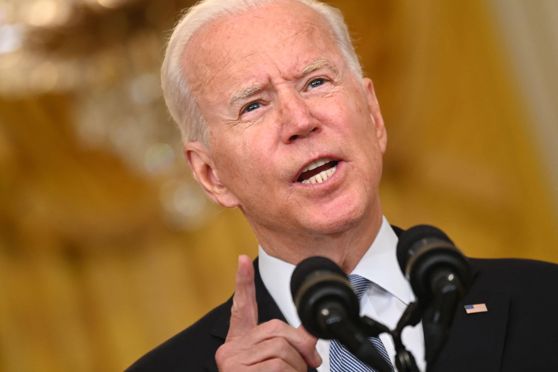 Biden mengatakan perang Afghanistan pernah menjadi pemicu yang salah kawasan, bersumpah untuk melanjutkan bantuan dan diplomasi thumbnail