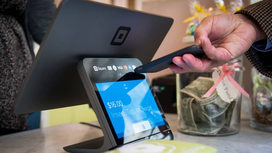 Digital payments soared during the pandemic and are here to stay