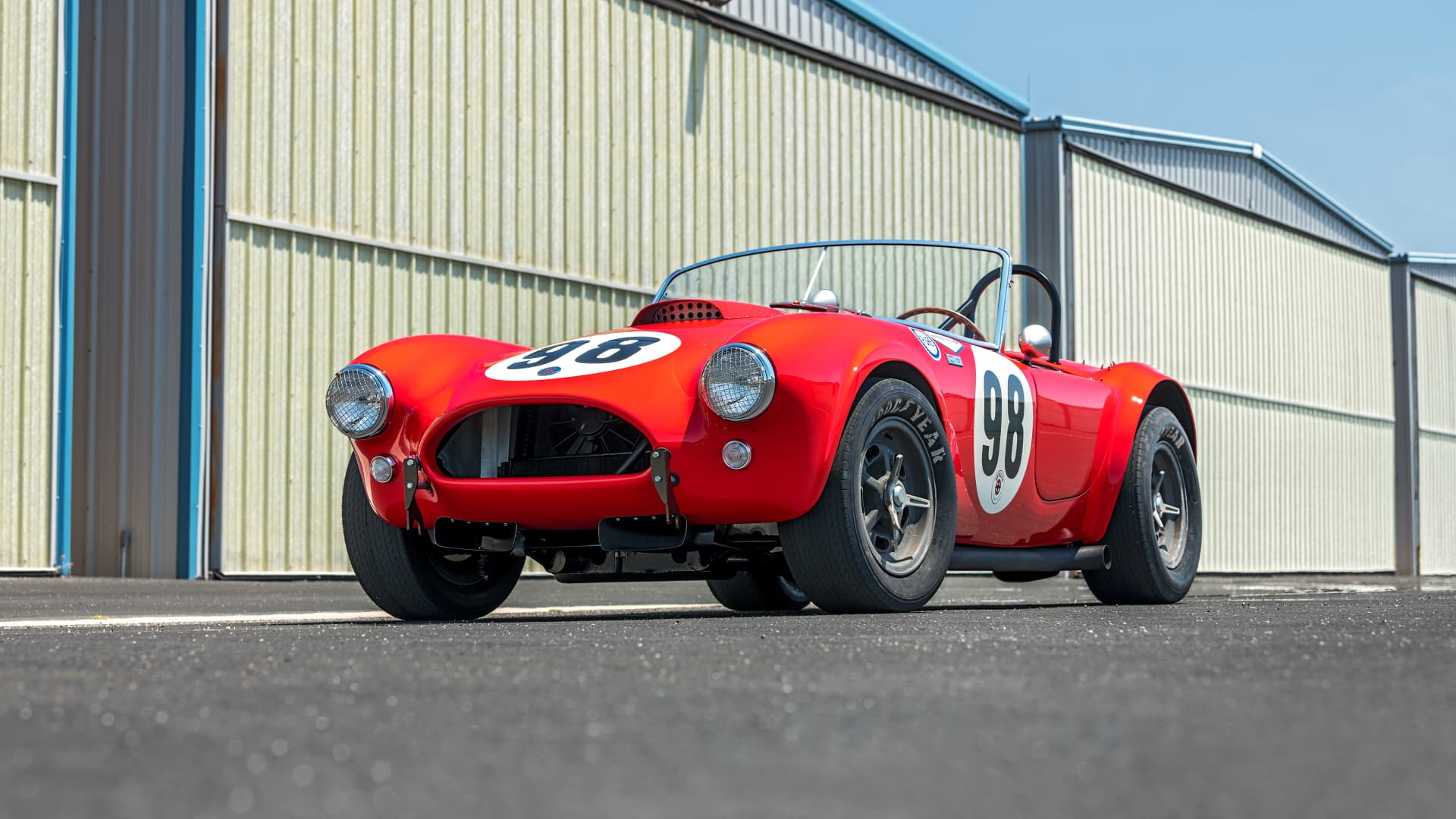 1963 Shelby Cobra 289 Works