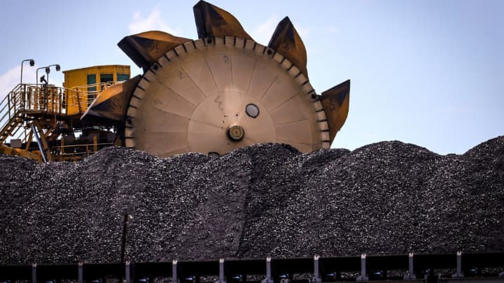 cnbc.com - Saheli Roy Choudhury - China needs more coal to avert a power crisis - but it's not likely to turn to Australia for supply