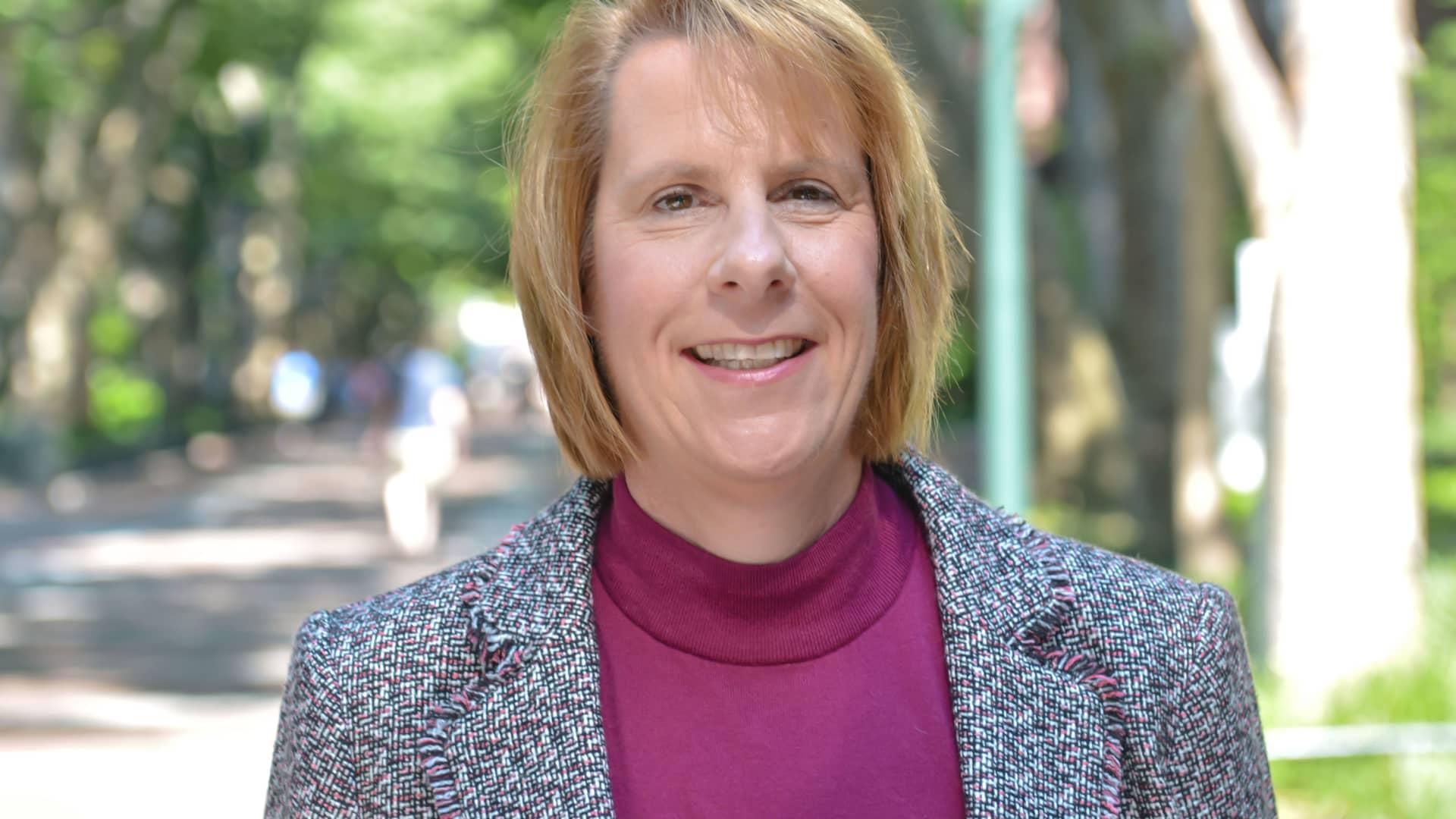 Barbara Hewitt, UPenn