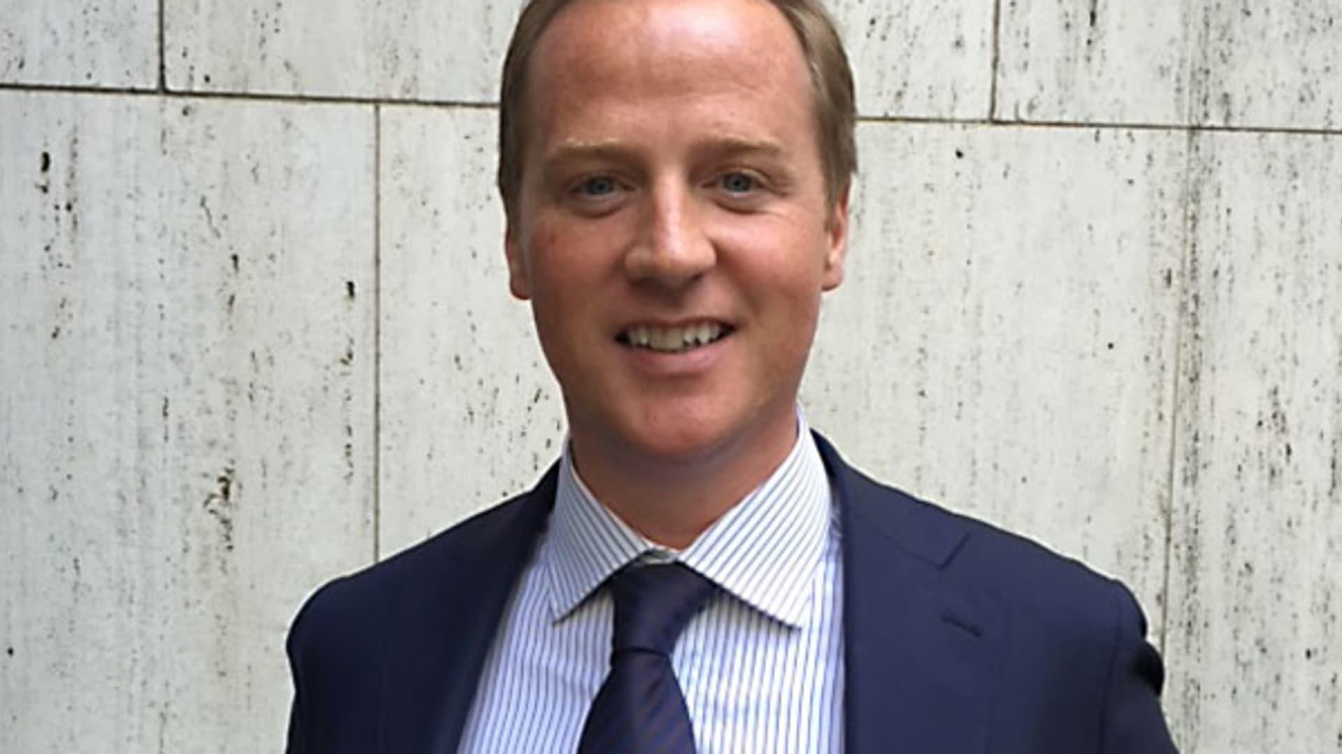 David McCormack, head of recruitment firm DMC Partners