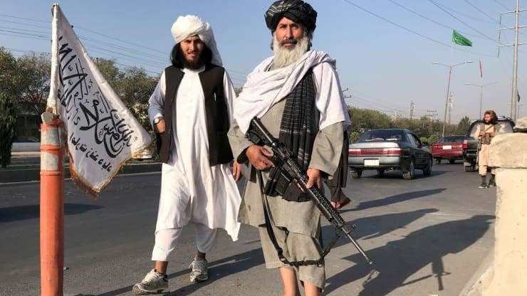 Is the Taliban no longer allowing Afghans to go to the airport?
