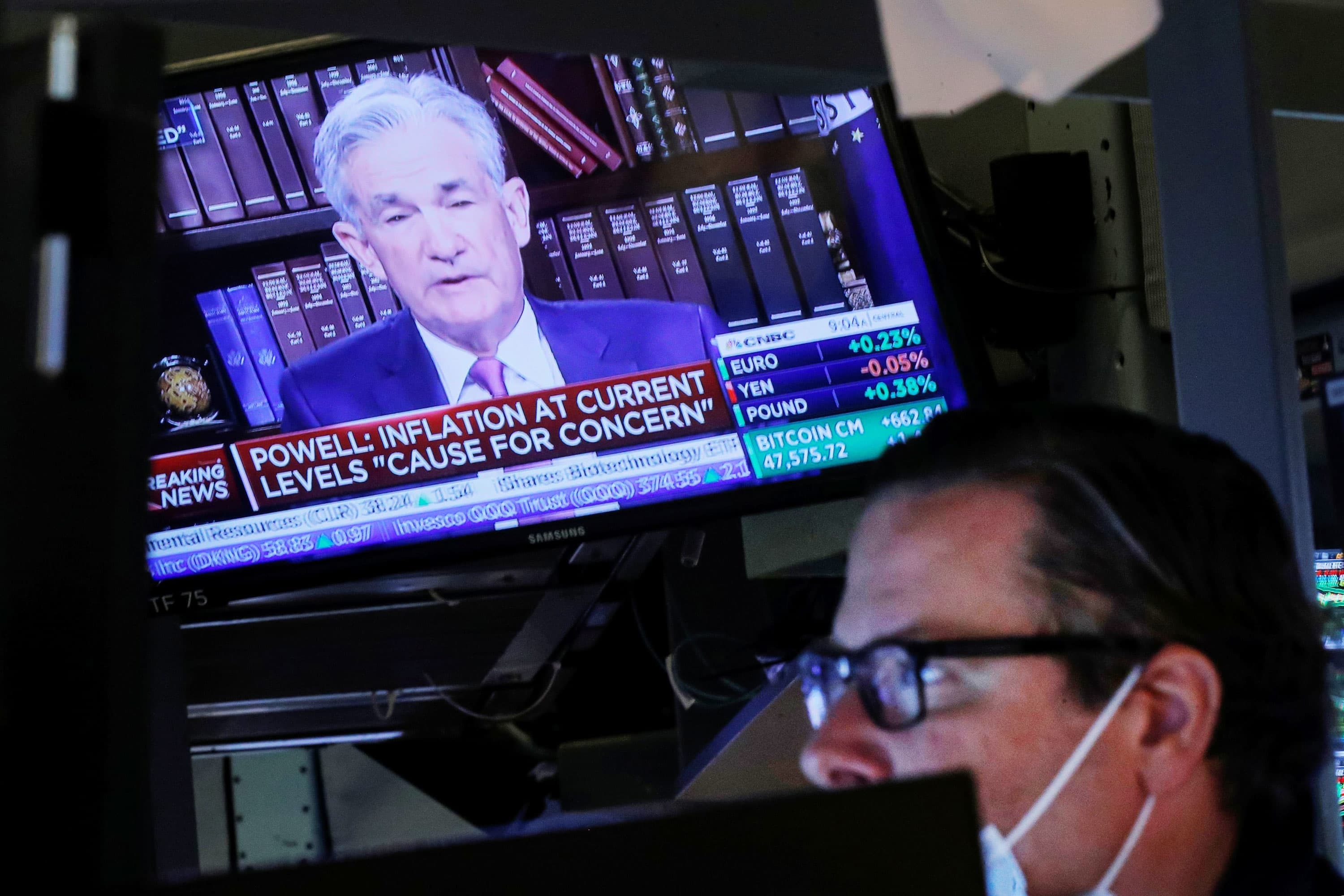 10-year Treasury yield climbs higher as investors focus on Fed's eventual taper - CNBC