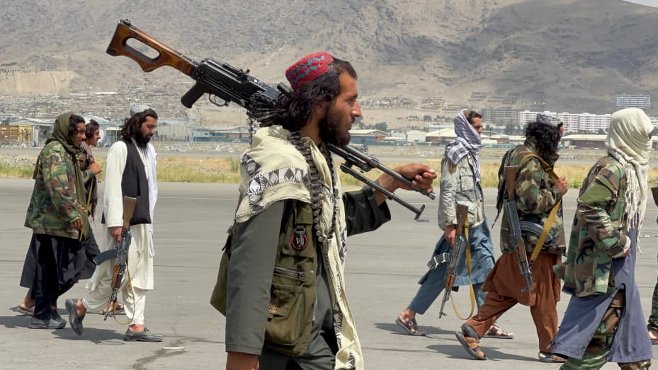 Terrorism risk to increase under Afghanistan's new Taliban government:  Experts