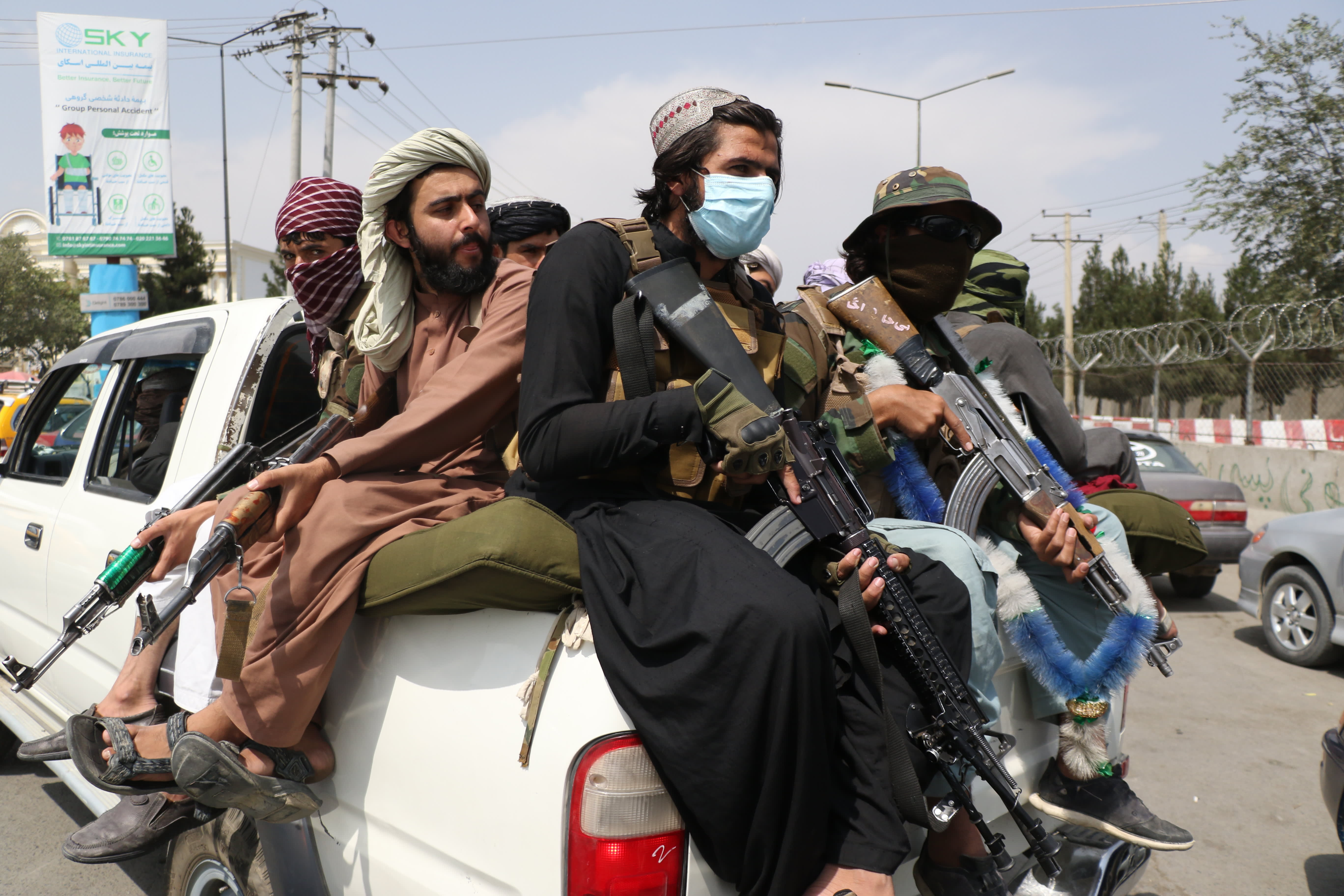 Leon Panetta: It's a mistake for the U.S. to count on the Taliban in Afghanistan