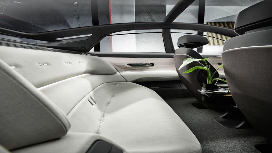 Koncepti i Audi Grandsphere