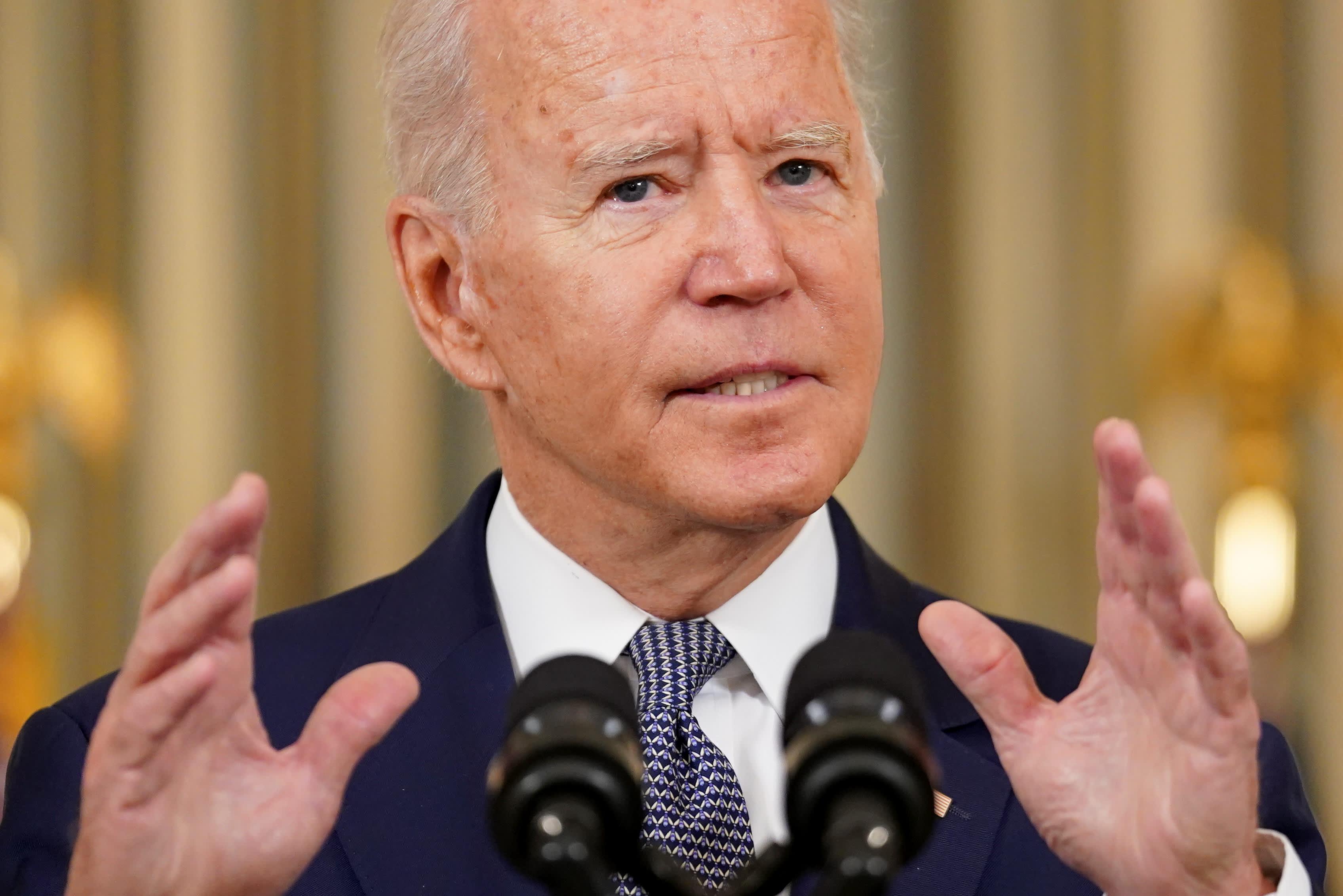 Biden administration unveils $65 billion plan to combat next pandemics after Covid thumbnail