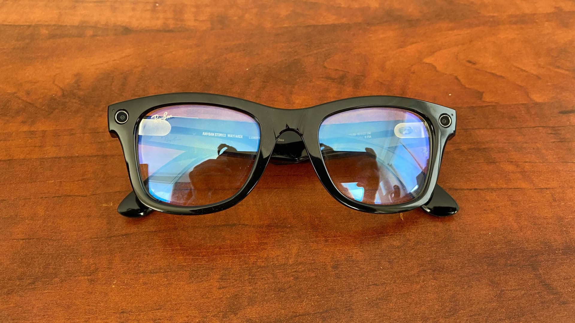 Facebook's Ray-Ban Stories Glasses