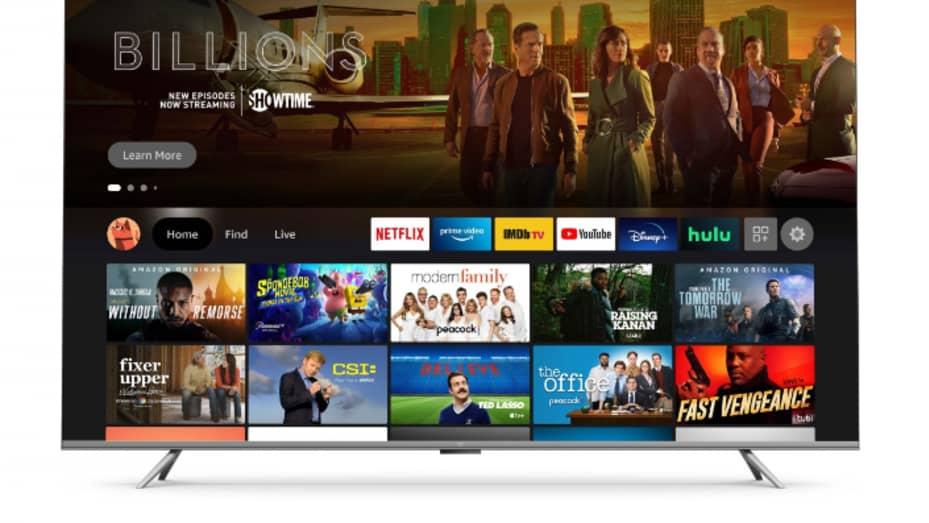 Serie Amazon Fire TV Omni