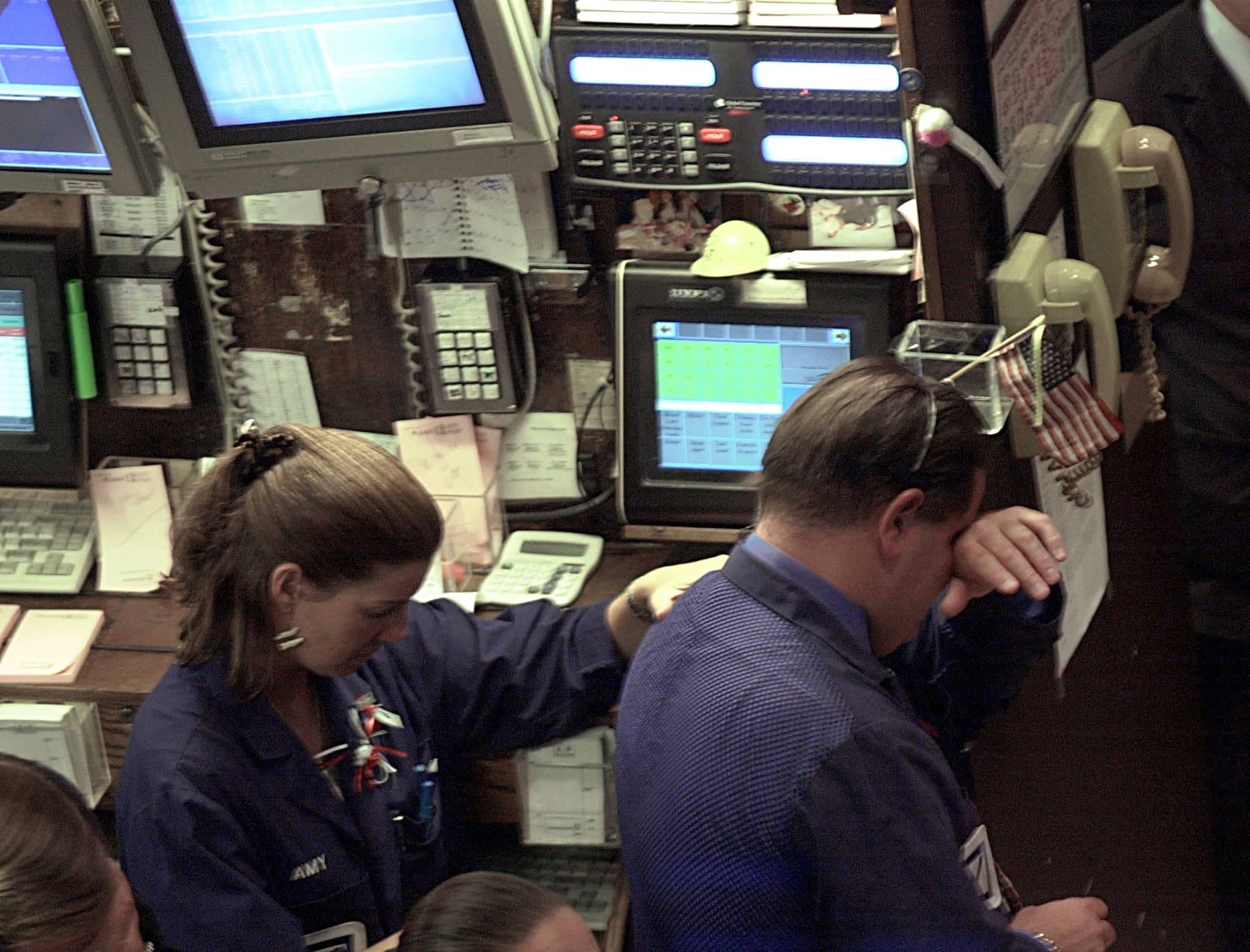 Remembering 9/11 and the NYSE's triumphant reopening - CNBC