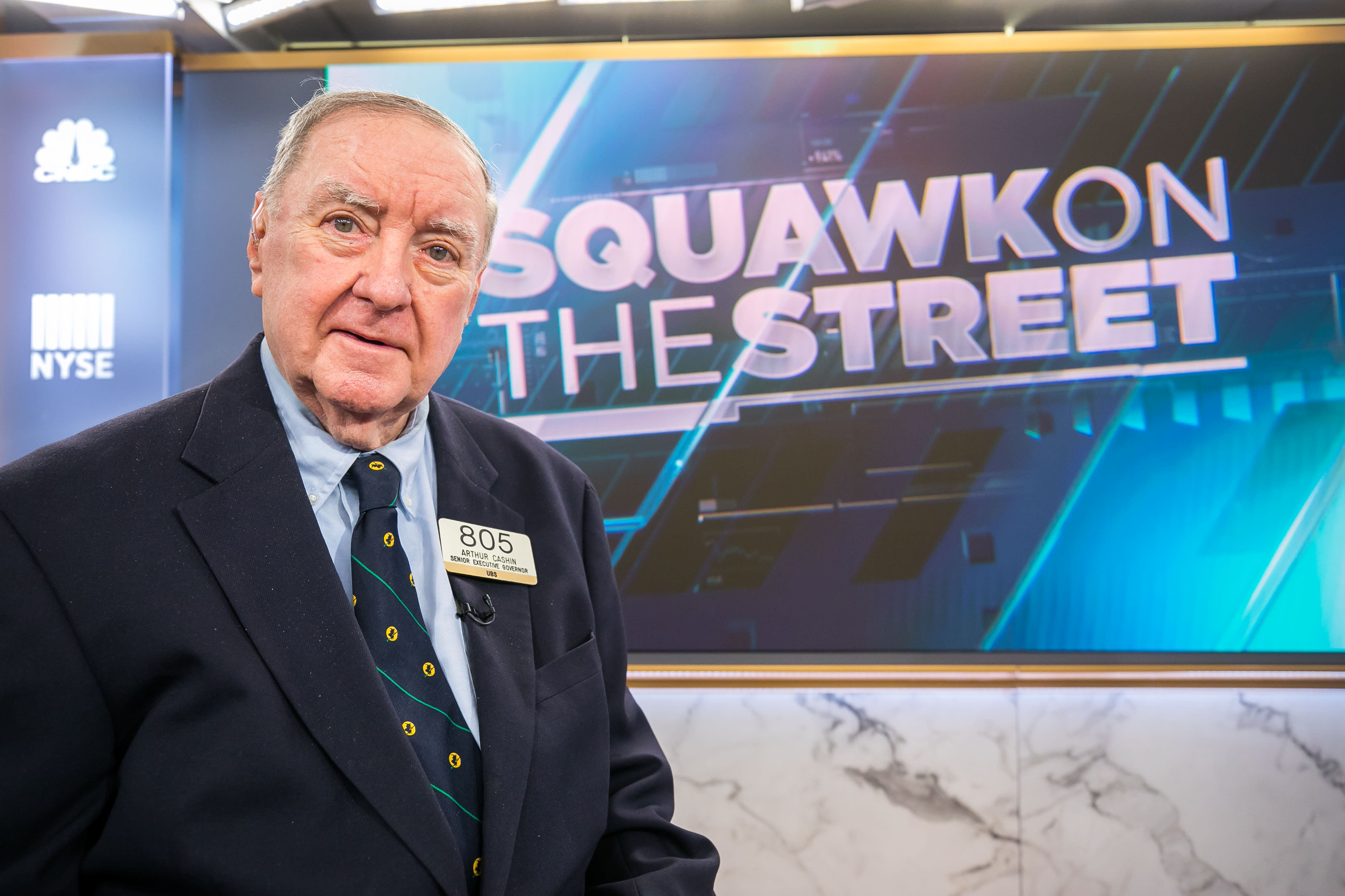 60-year veteran of Wall Street Art Cashin reflects on 9/11 and what it took to rebuild