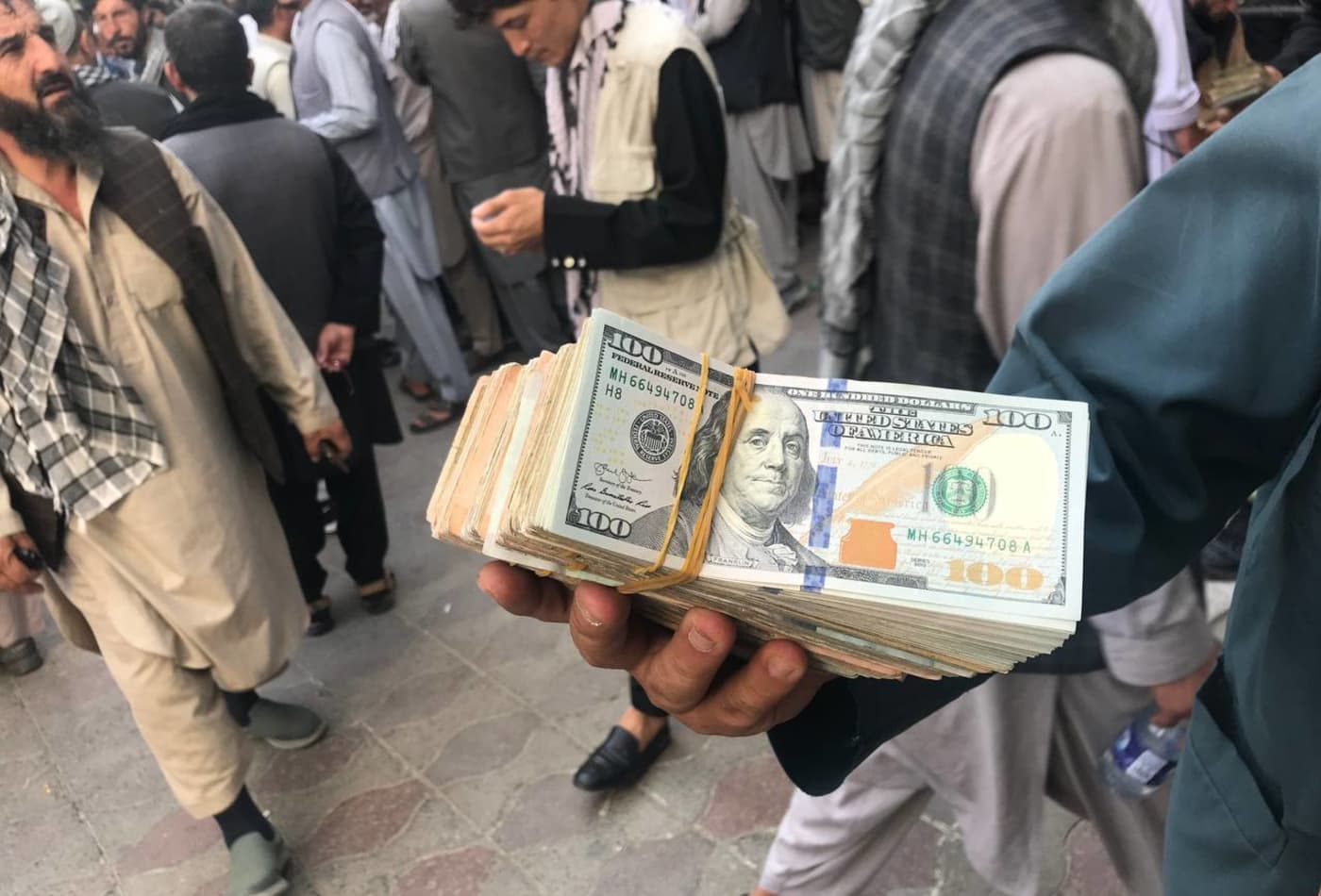 '9/11 millionaires' and mass corruption: How American money helped break Afghanistan