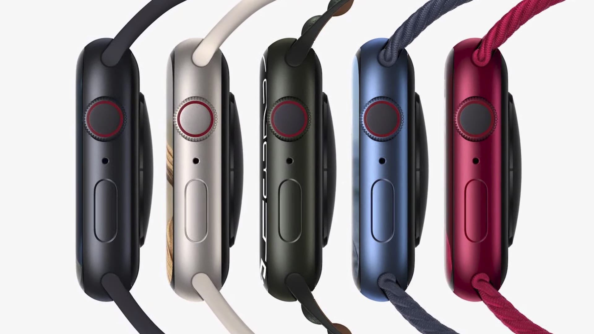 Apple Watch new colors