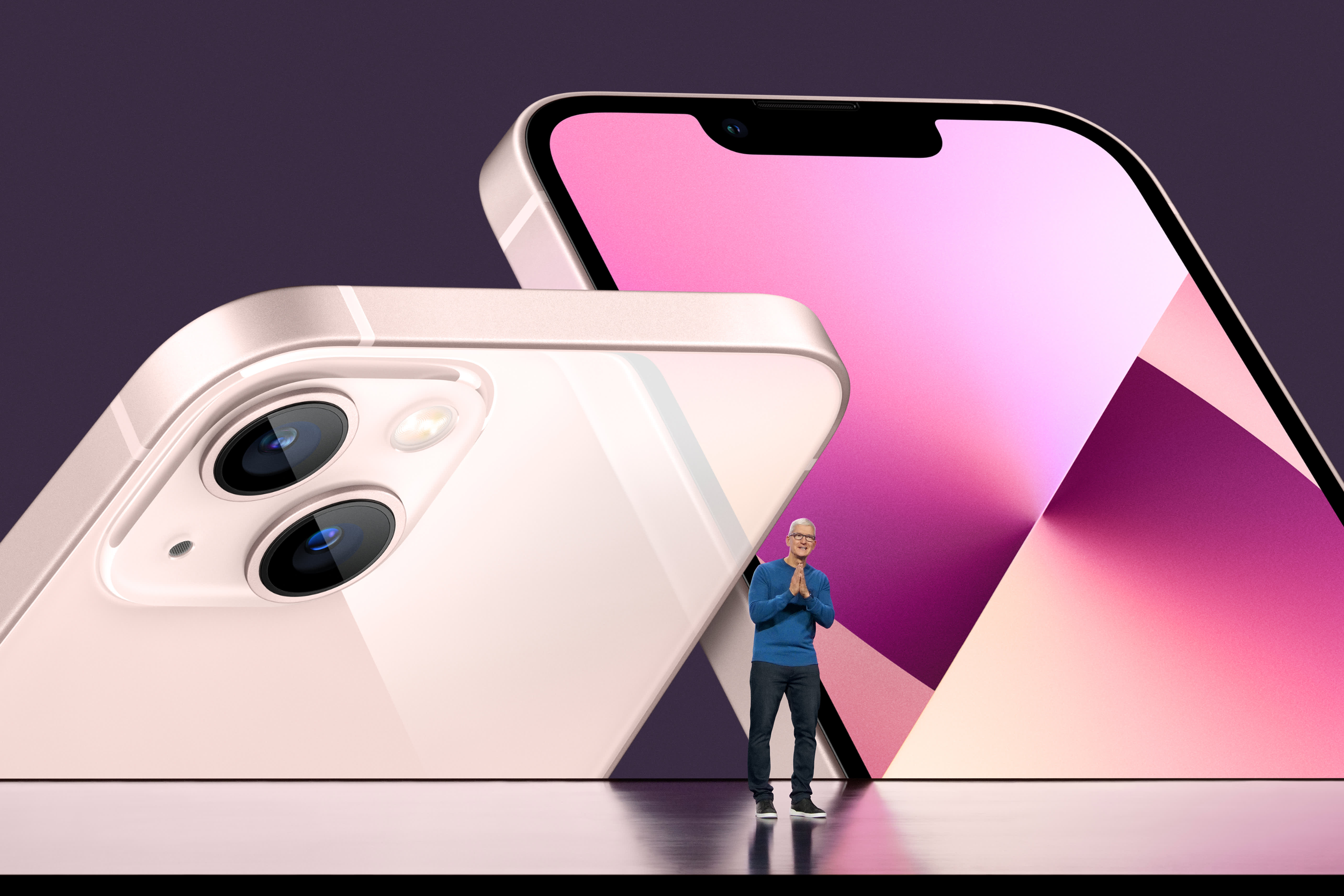 You'll hear a lot about how boring the iPhone 13 is, but Apple is still poised to continue its sales super cycle - CNBC