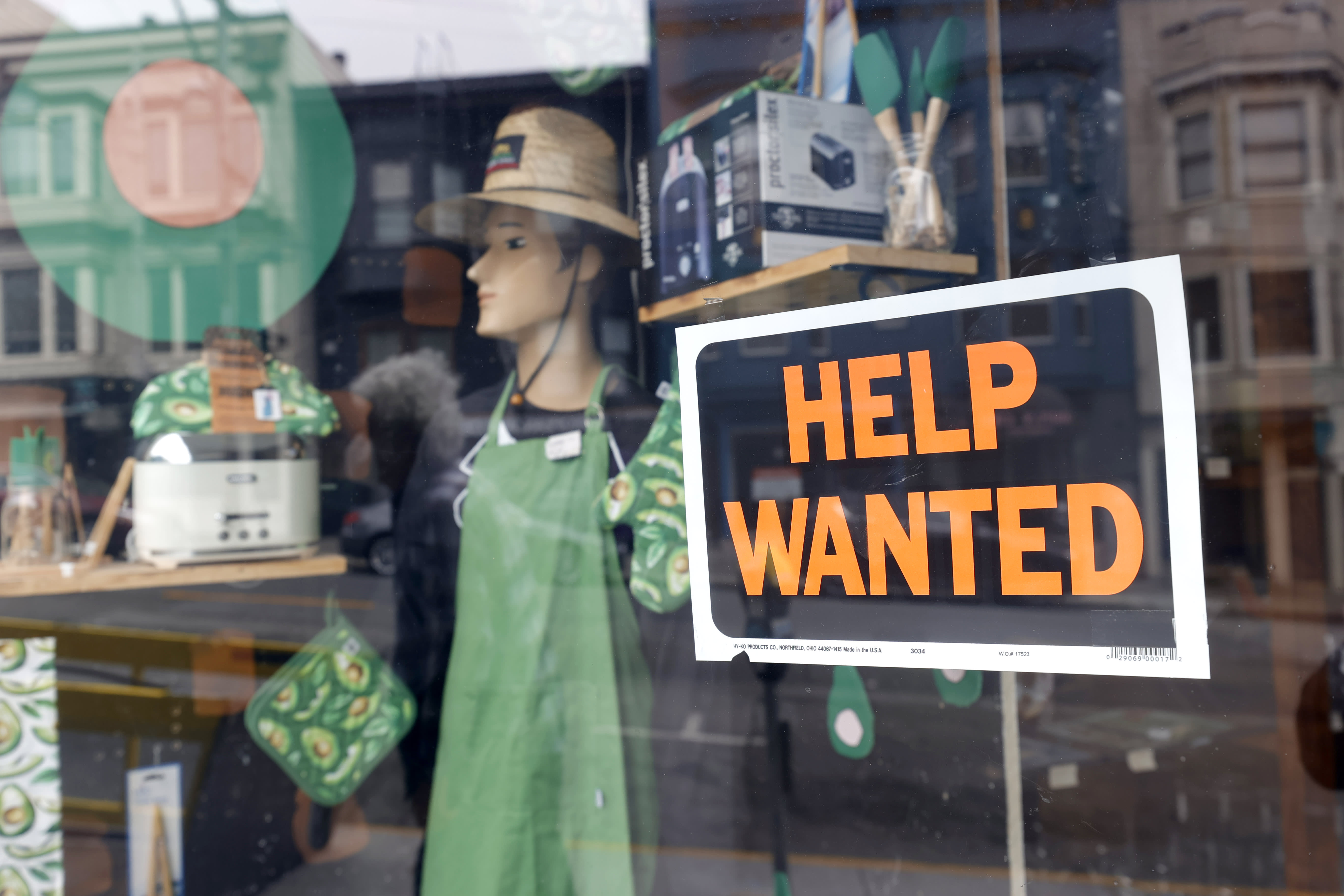 A record 4.3 million workers quit their jobs in August, led by food and retail industries