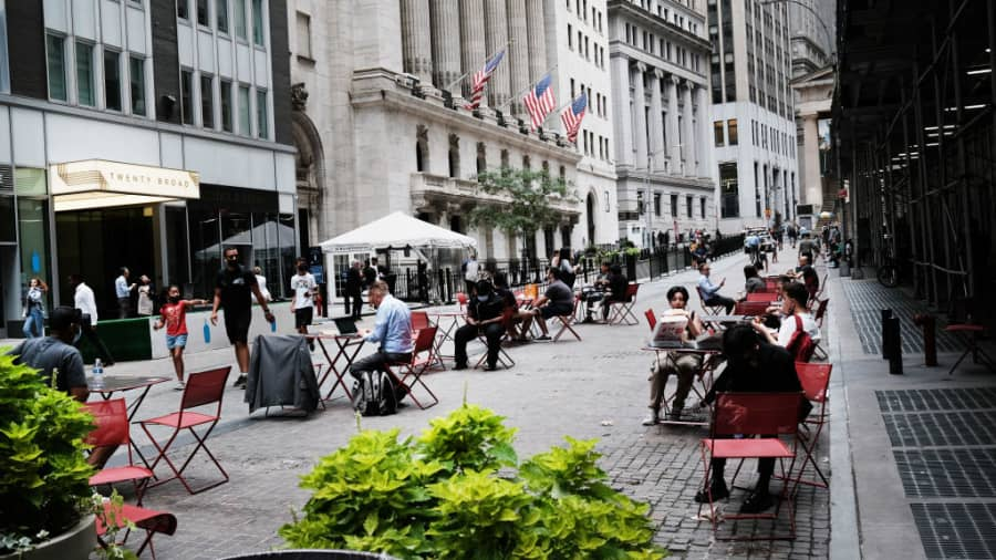 'Take those profits': Strategist says extreme market moves are on the horizon